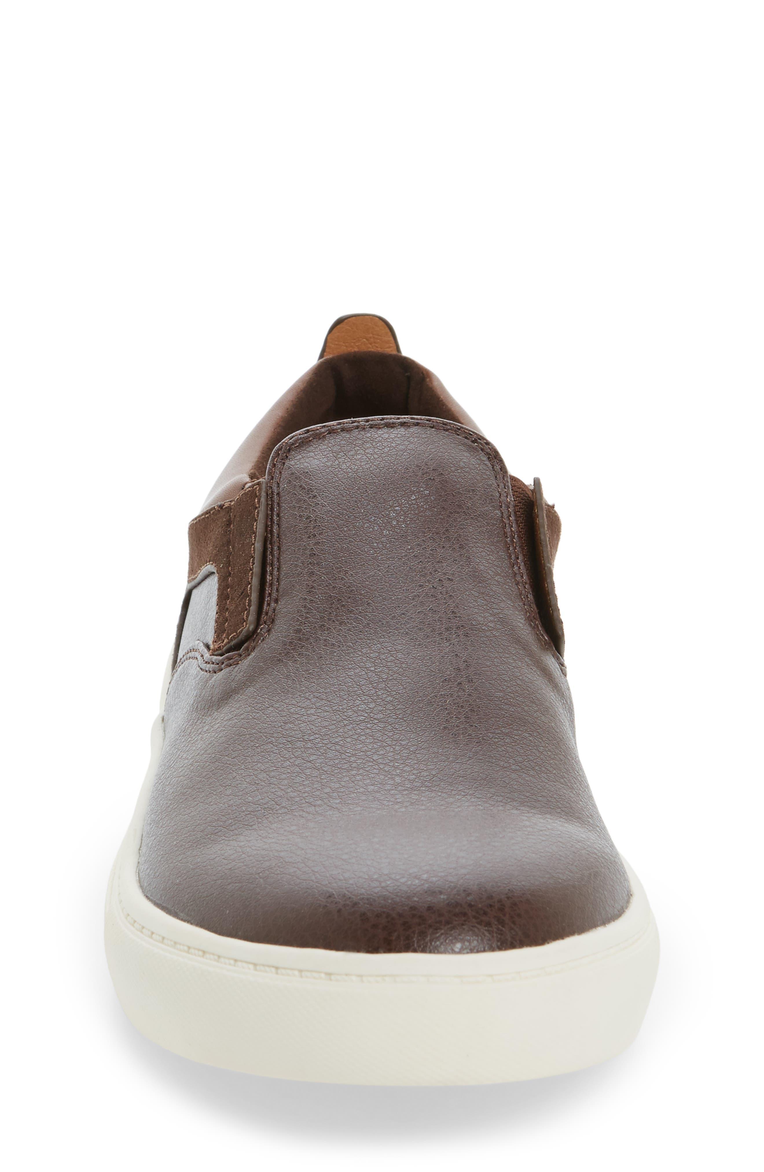 Alternate Image 4  - Frye Mark Slip-On Sneaker (Toddler, Little Kid & Big Kid)