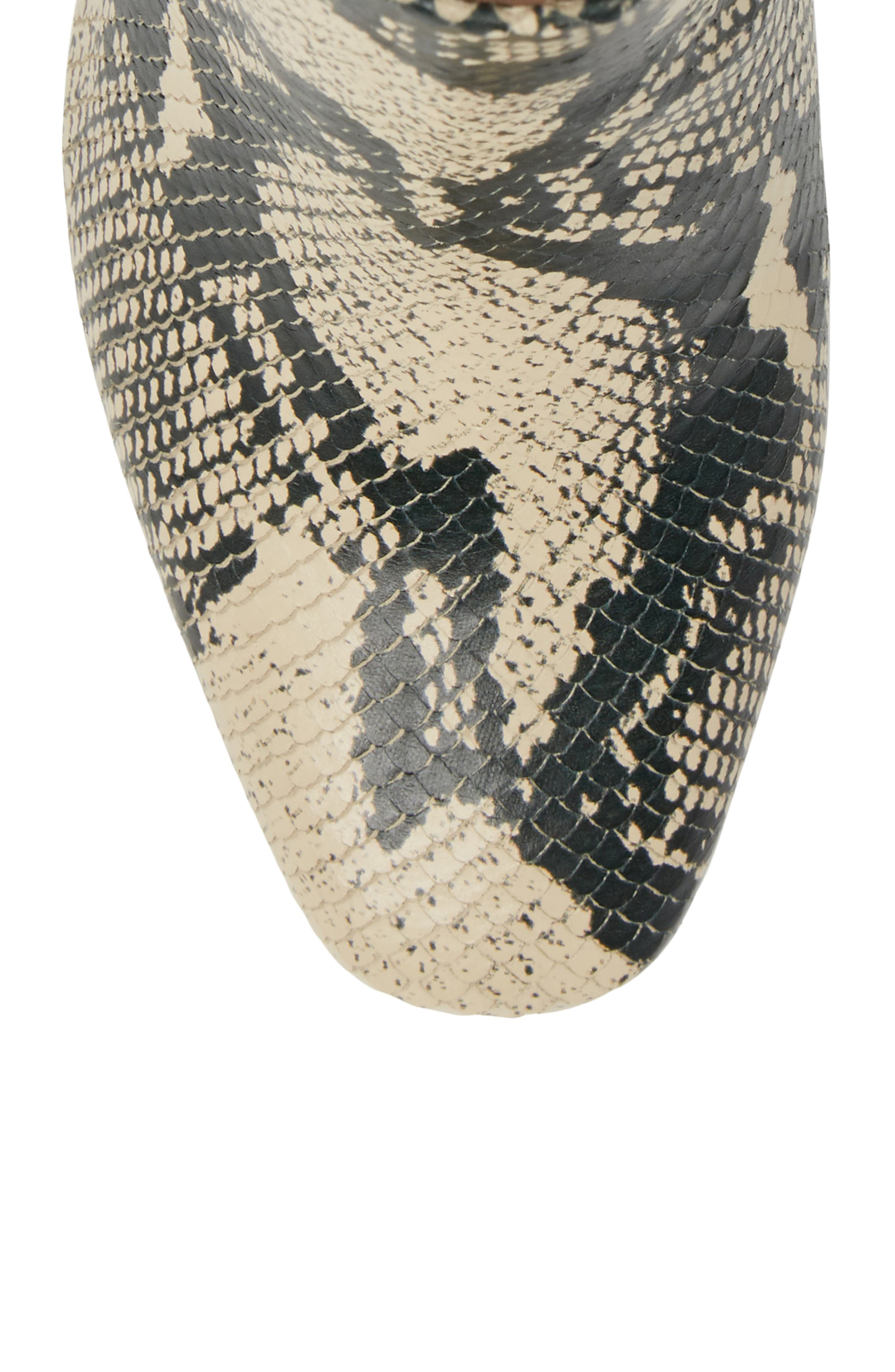 Alternate Image 5  - Pour la Victoire Rickie Crescent Heel Bootie (Women)