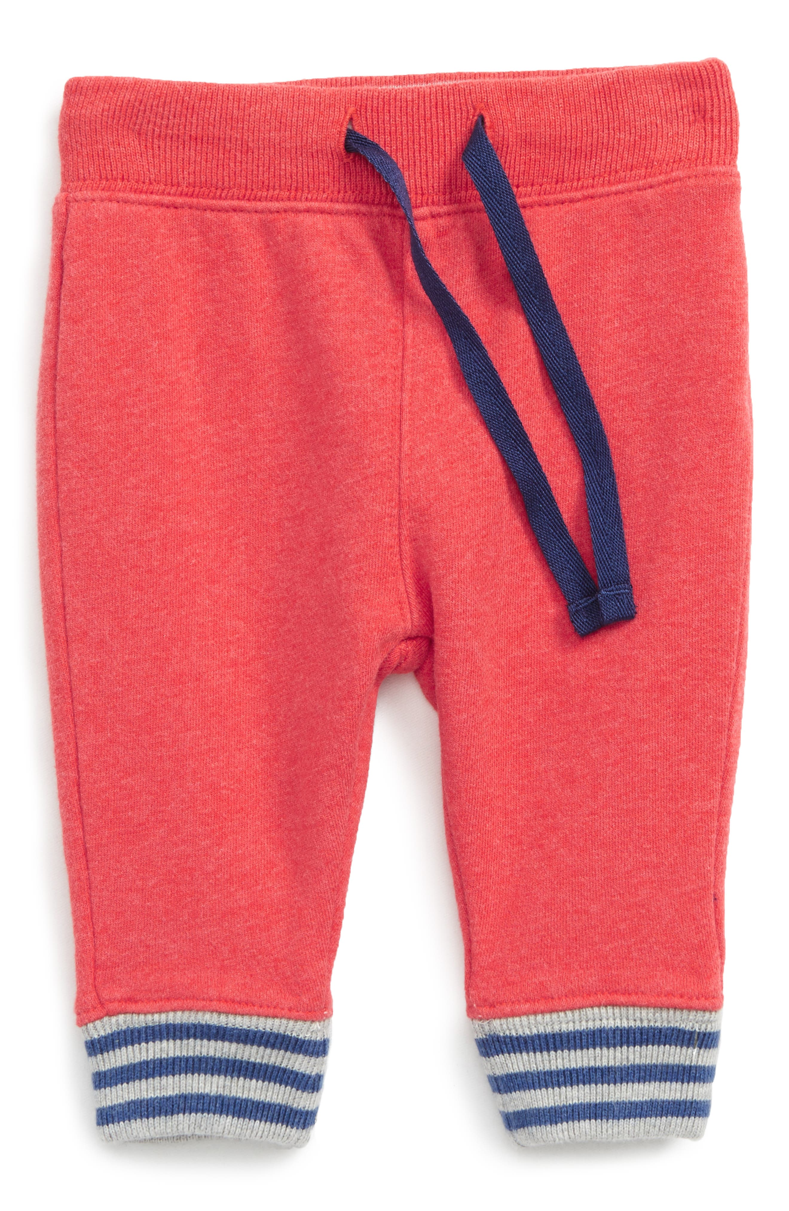 Mini Boden Knit Jogger Pants (Baby & Toddler)
