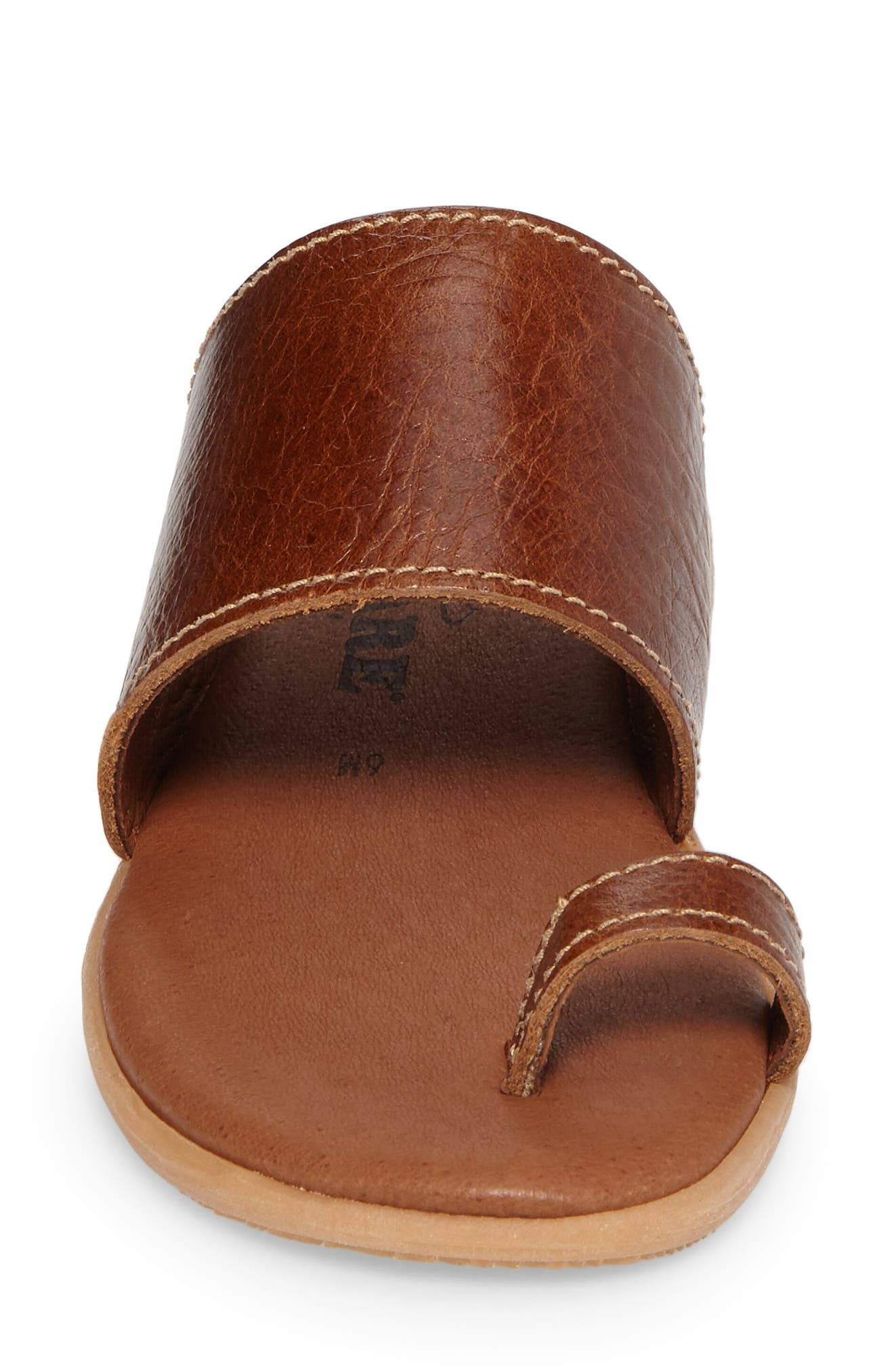 Alternate Image 4  - Famolare Band & Deliver Toe Loop Slide Sandal (Women)