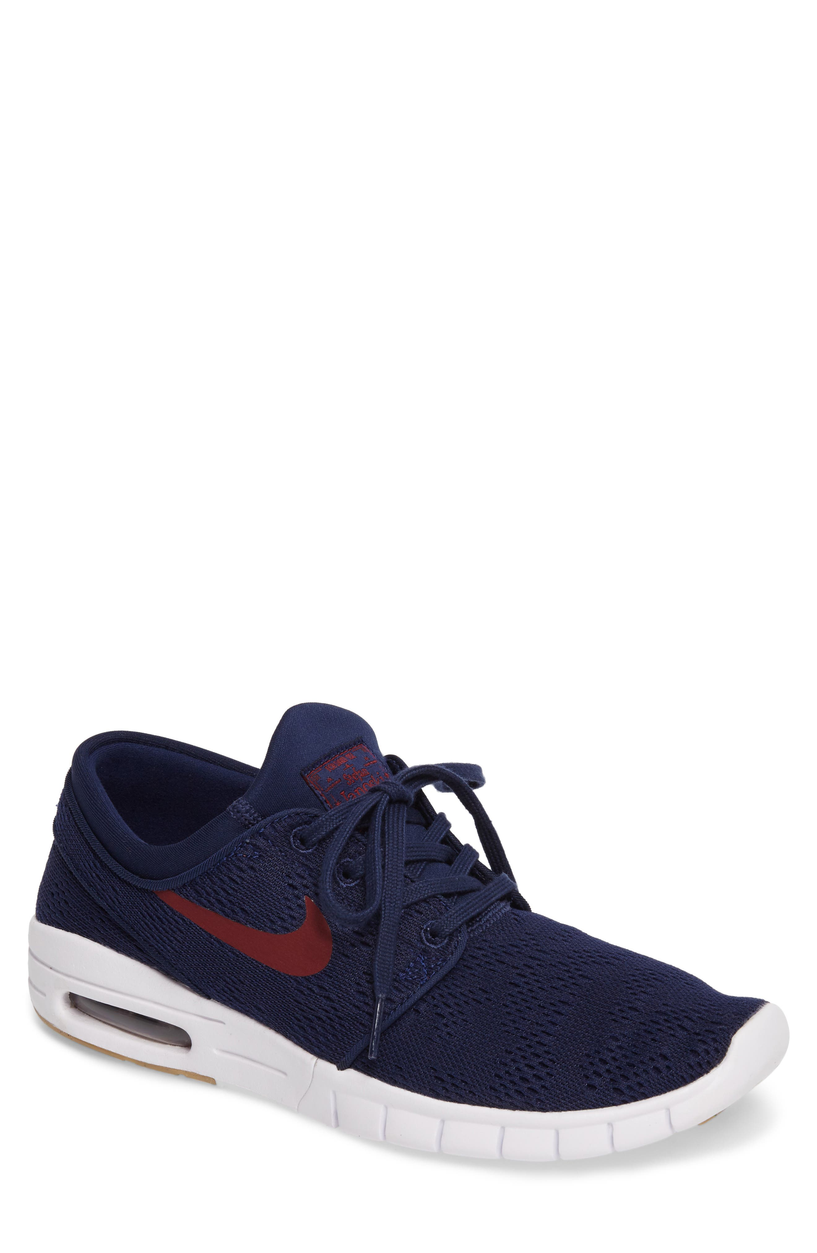 Alternate Image 1 Selected - Nike 'Stefan Janoski - Max SB' Skate Shoe (Men)