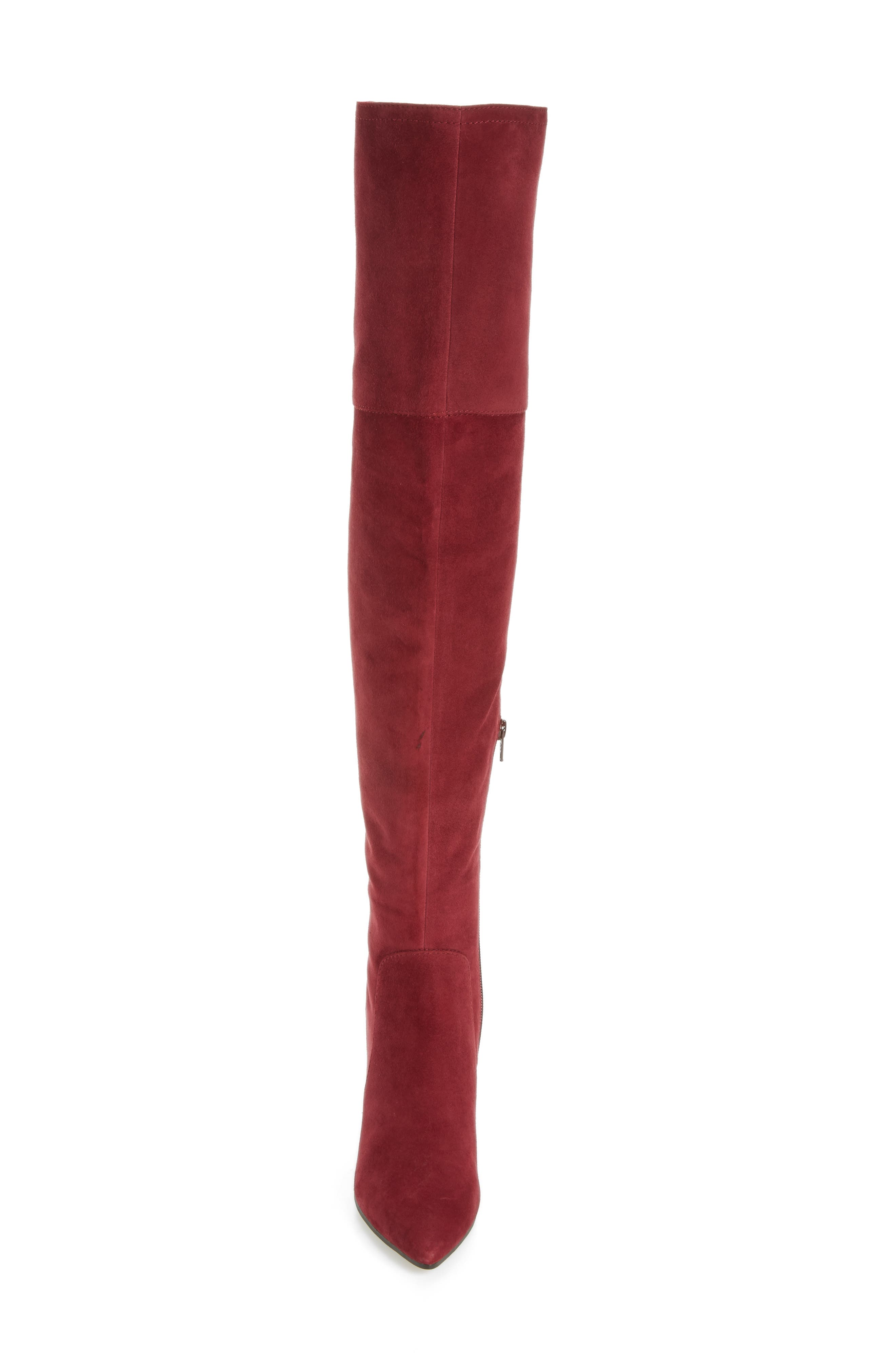 Alternate Image 4  - Linea Paolo Bella Over the Knee Boot (Women)