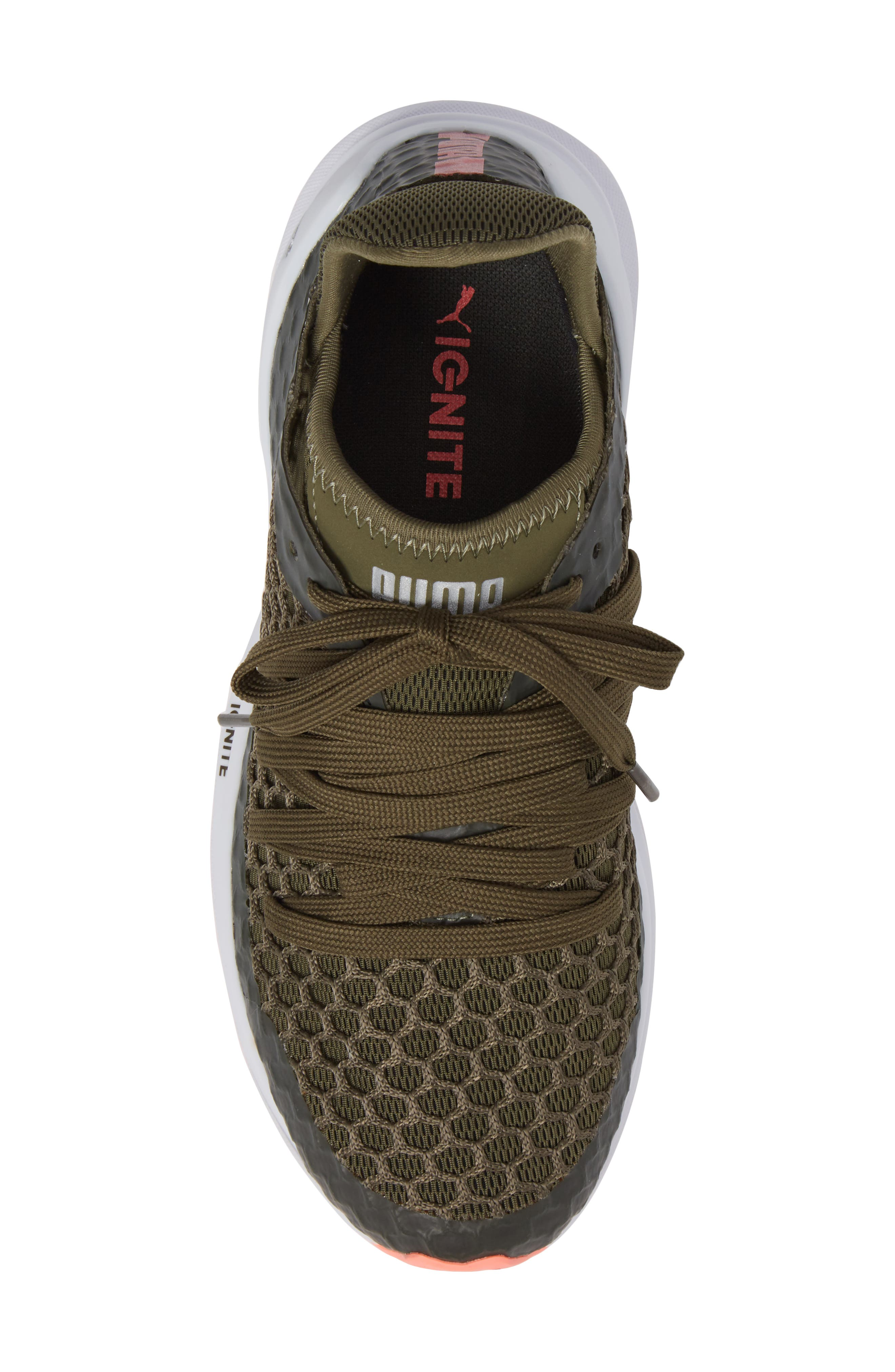 Alternate Image 5  - PUMA Ignite Limitless Netfit Running Shoe (Women)