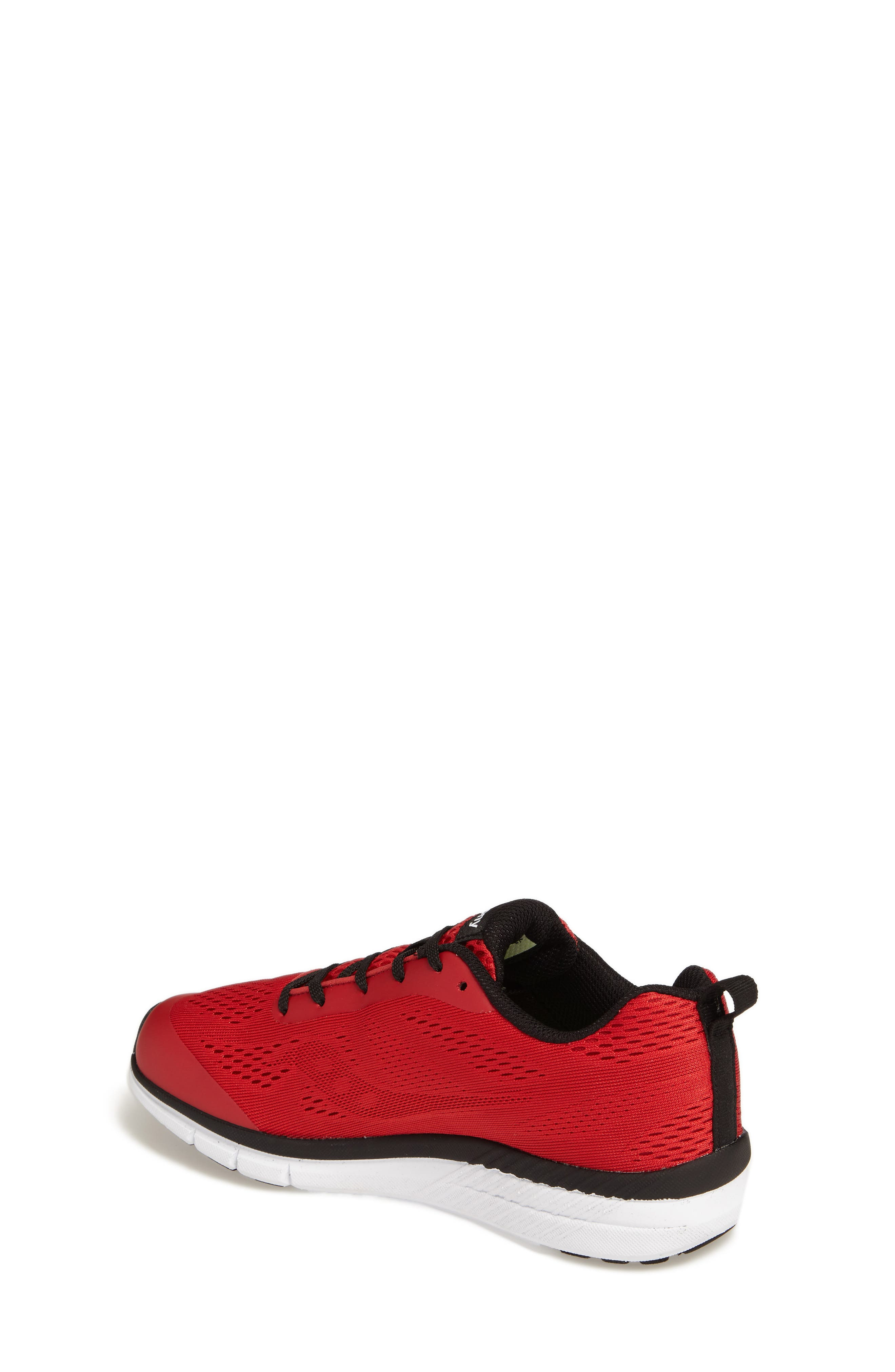 Ideal Sneaker,                             Alternate thumbnail 2, color,                             Red