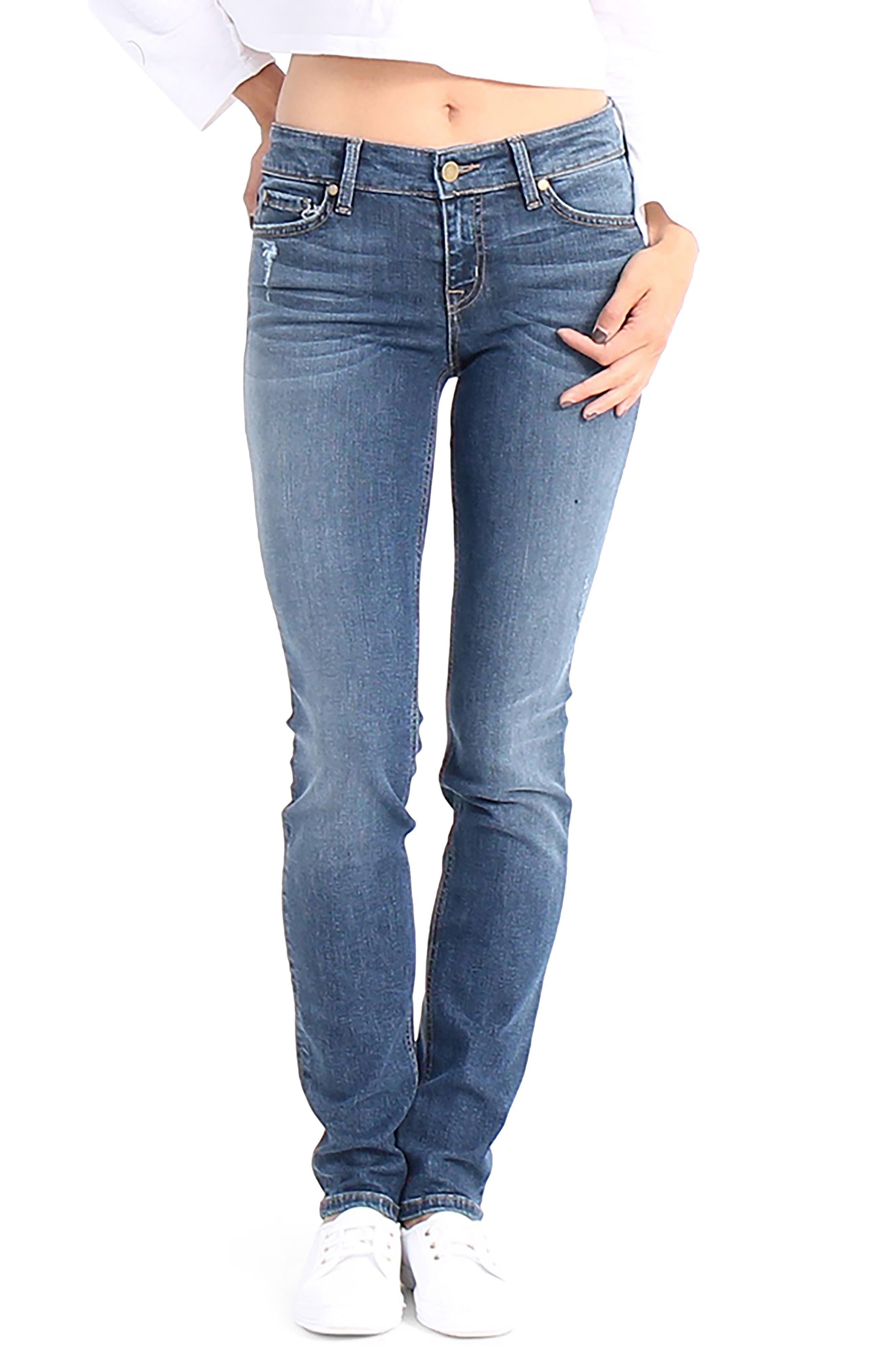 Level 99 Lily Stretch Skinny Jeans