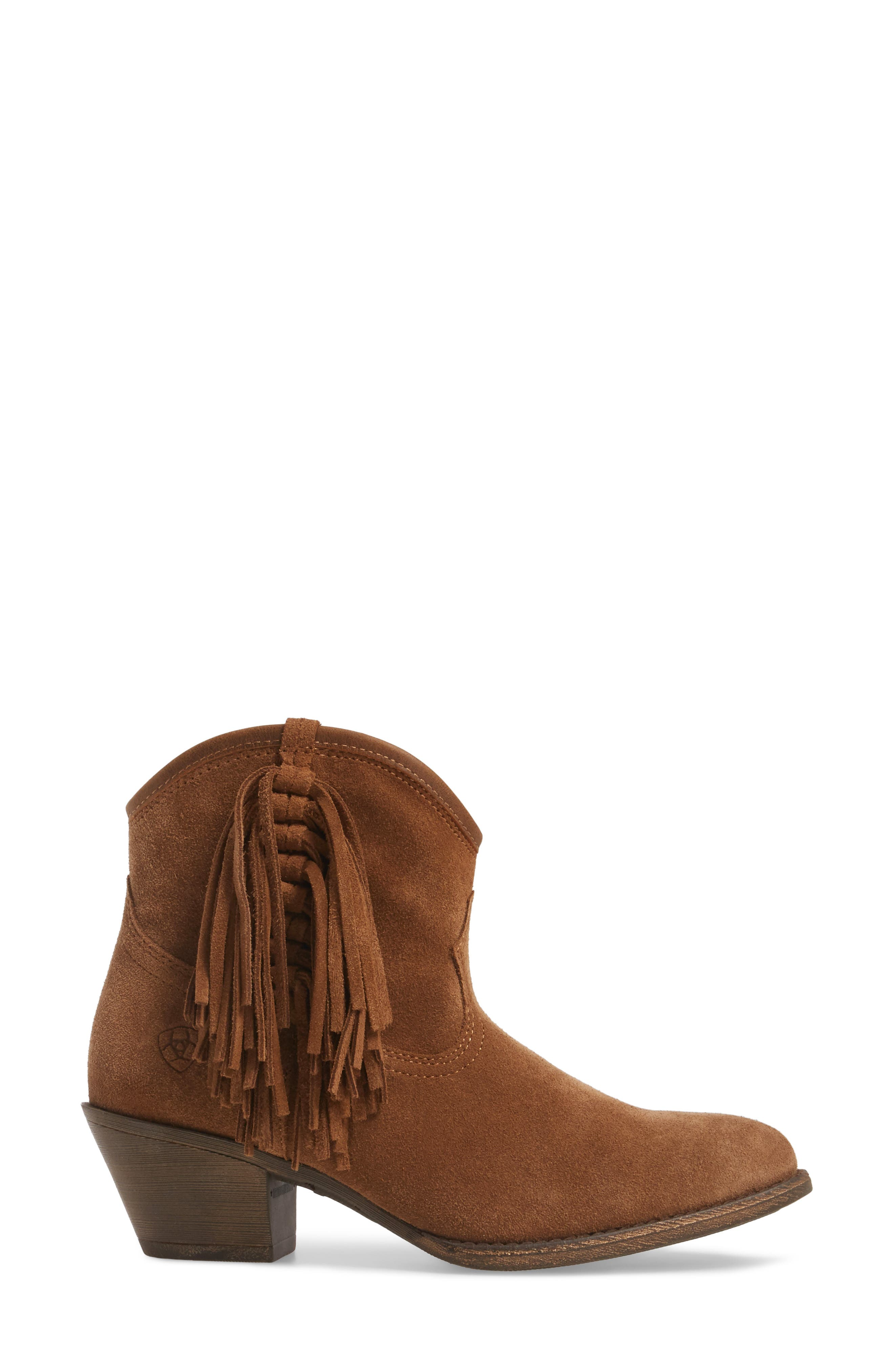 Alternate Image 3  - Ariat Duchess Western Boot (Women)