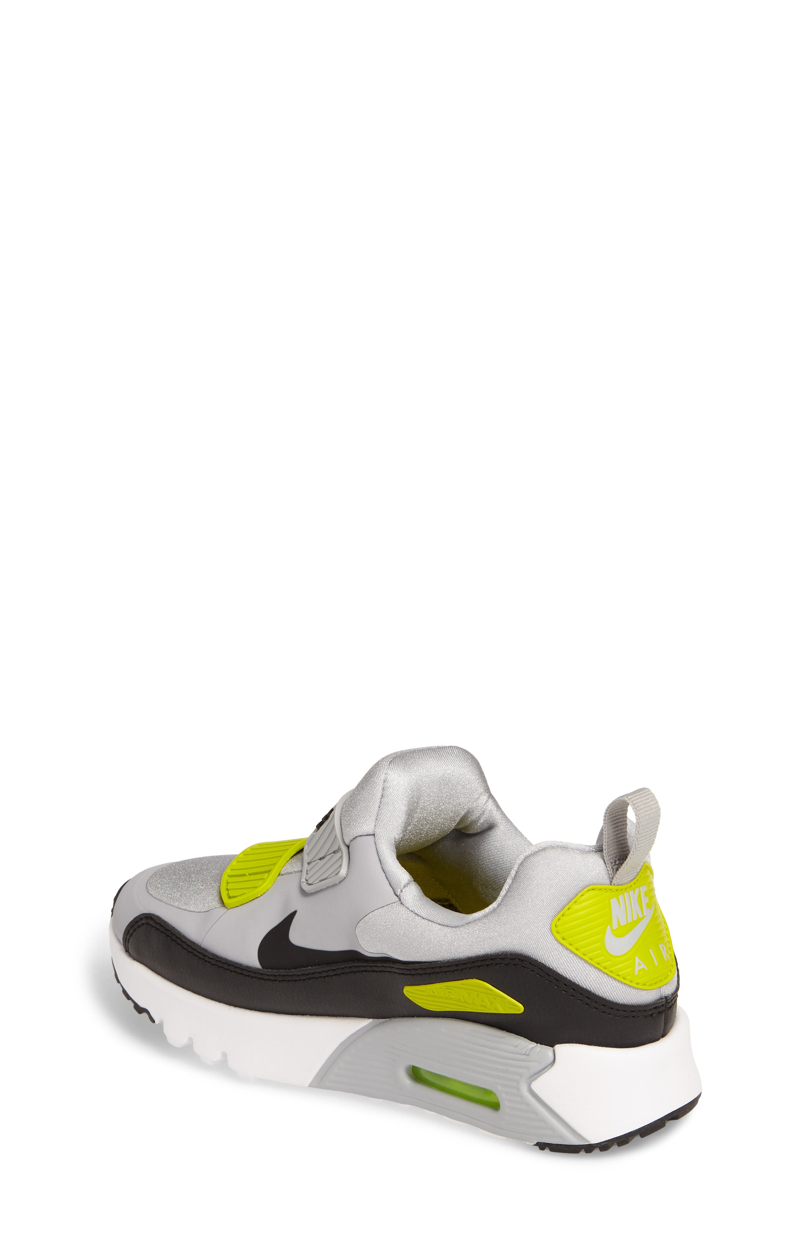 Alternate Image 2  - Nike Air Max Tiny 90 Sneaker (Baby, Walker, Toddler & Little Kid)