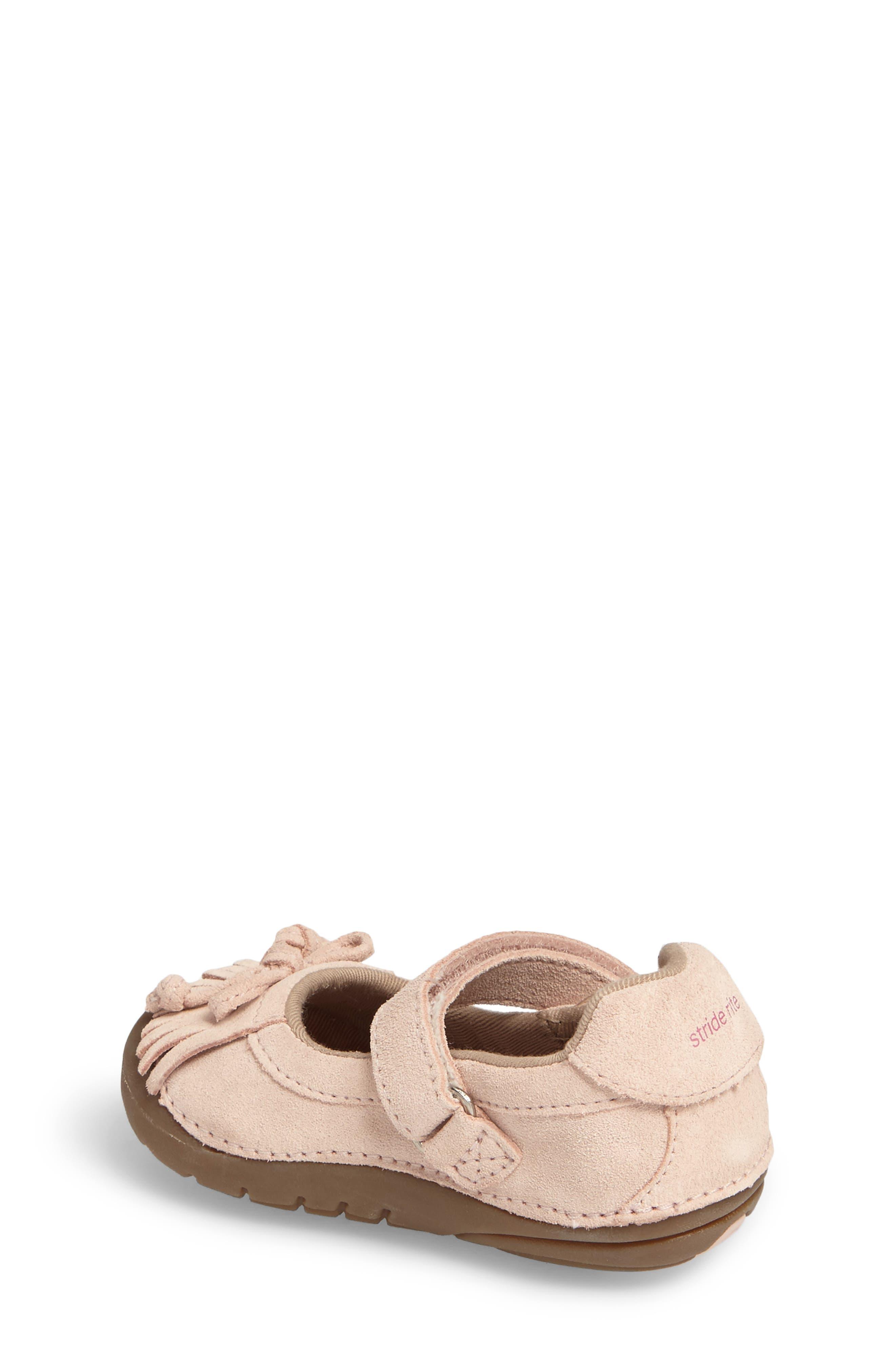 Alternate Image 2  - Stride Rite Soft Motion™ Georgina Mary Jane Flat (Baby & Walker)