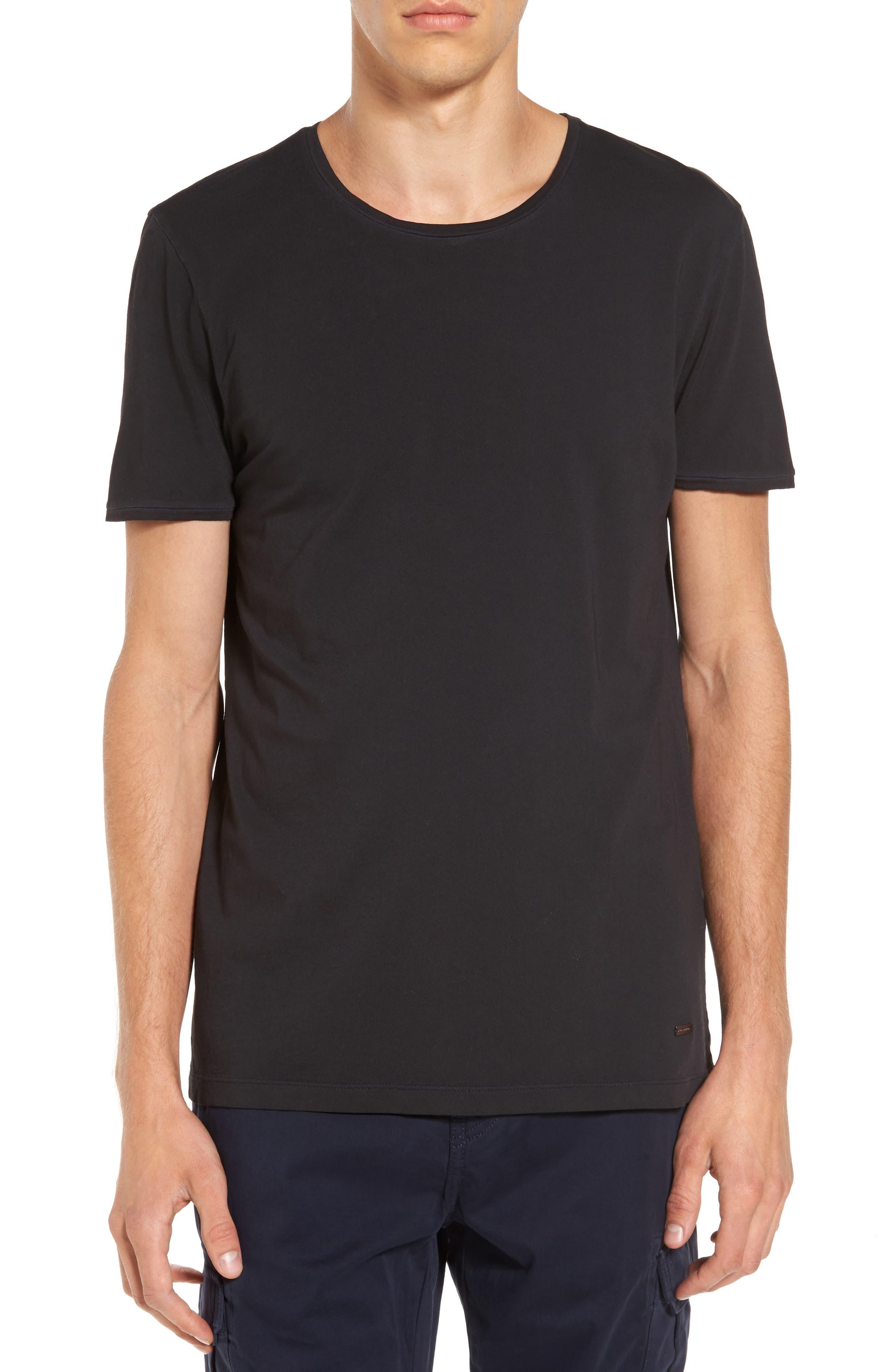 BOSS Orange Touring Solid T-Shirt