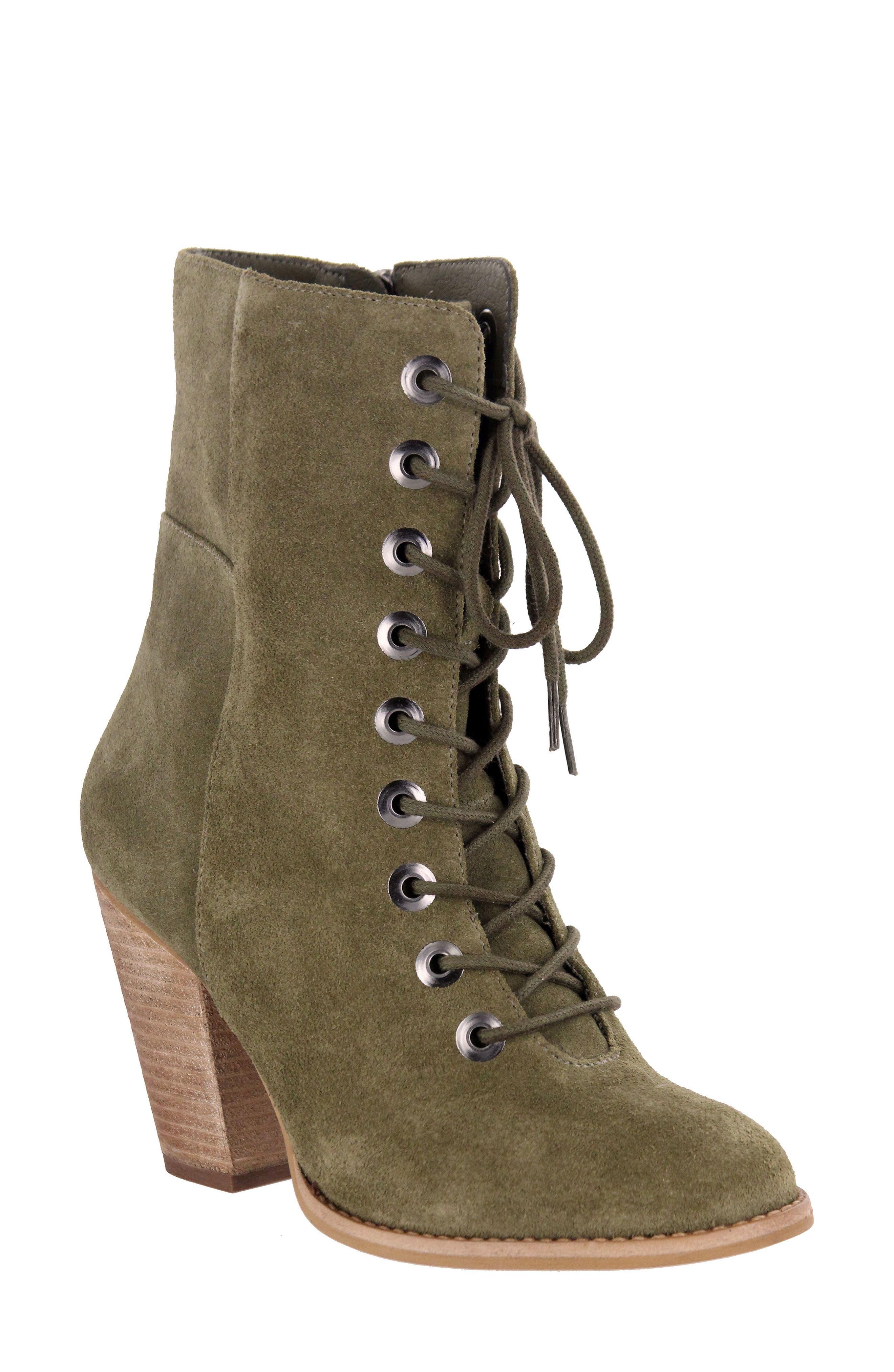Fontana Boot,                         Main,                         color, Khaki