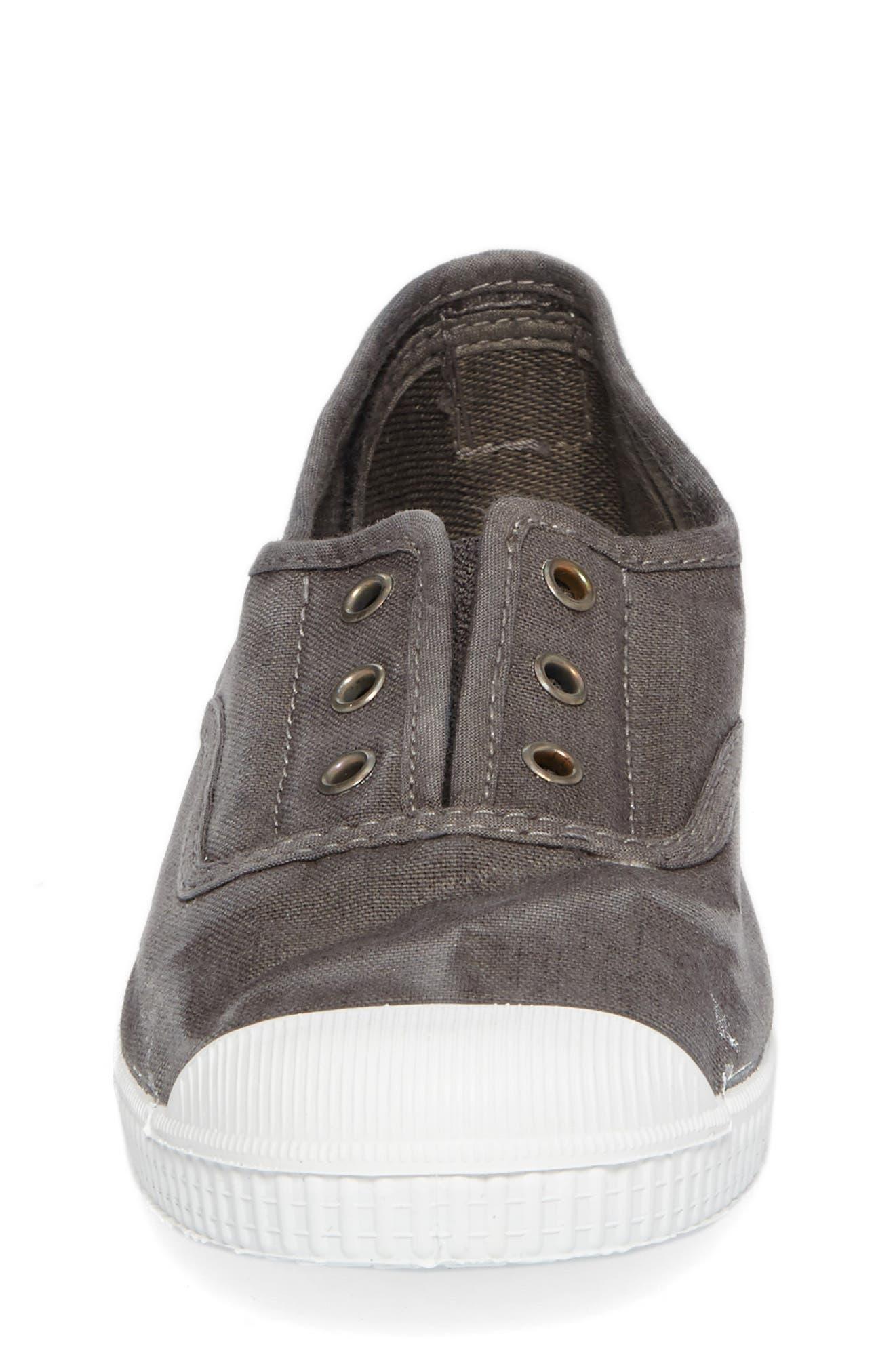 Alternate Image 4  - Cienta Laceless Slip-On Sneaker (Walker, Toddler, Little Kid & Big Kid)