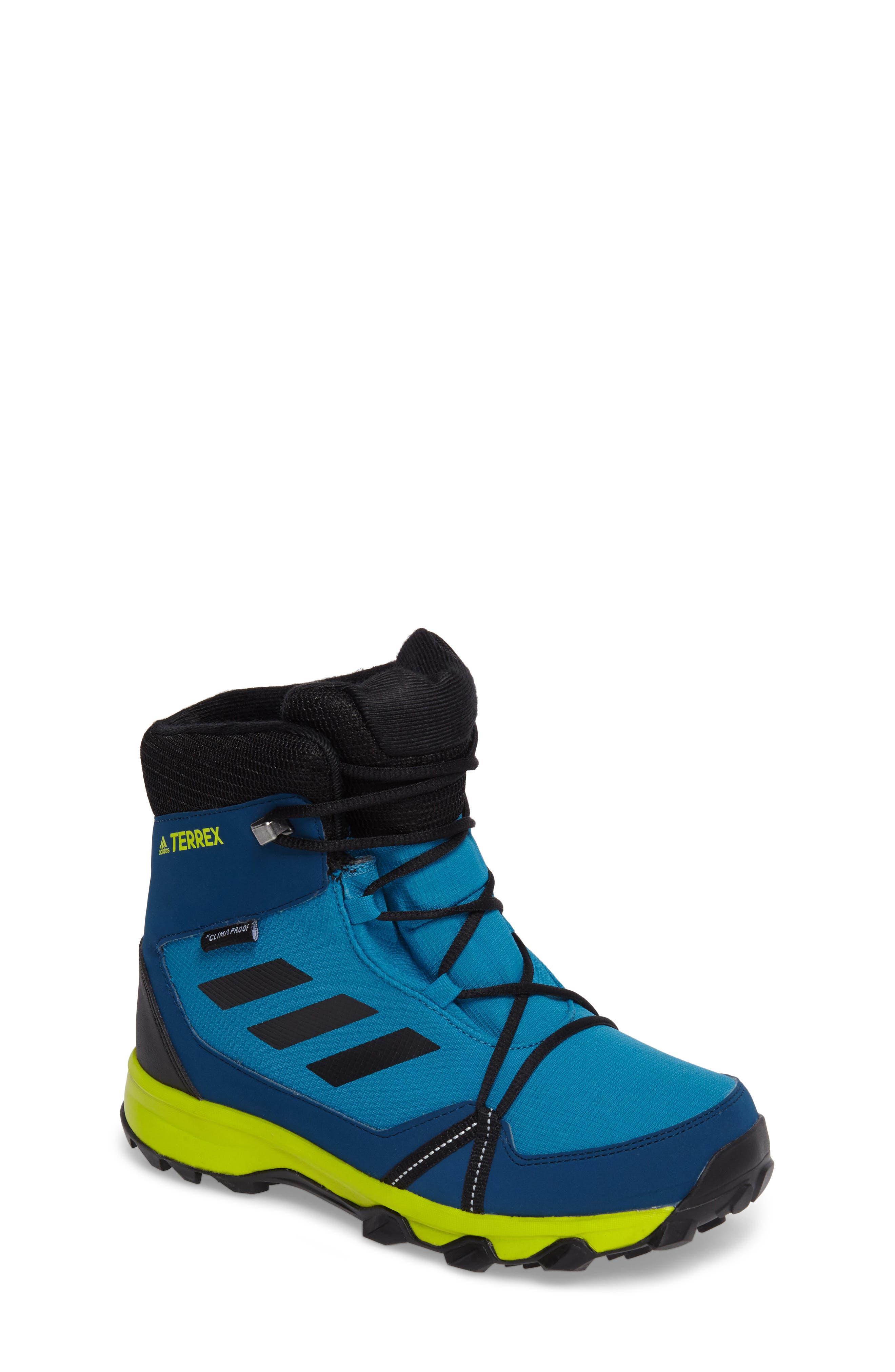 adidas Terrex Snow Sneaker Boot (Toddler, Little Kid & Big Kid)