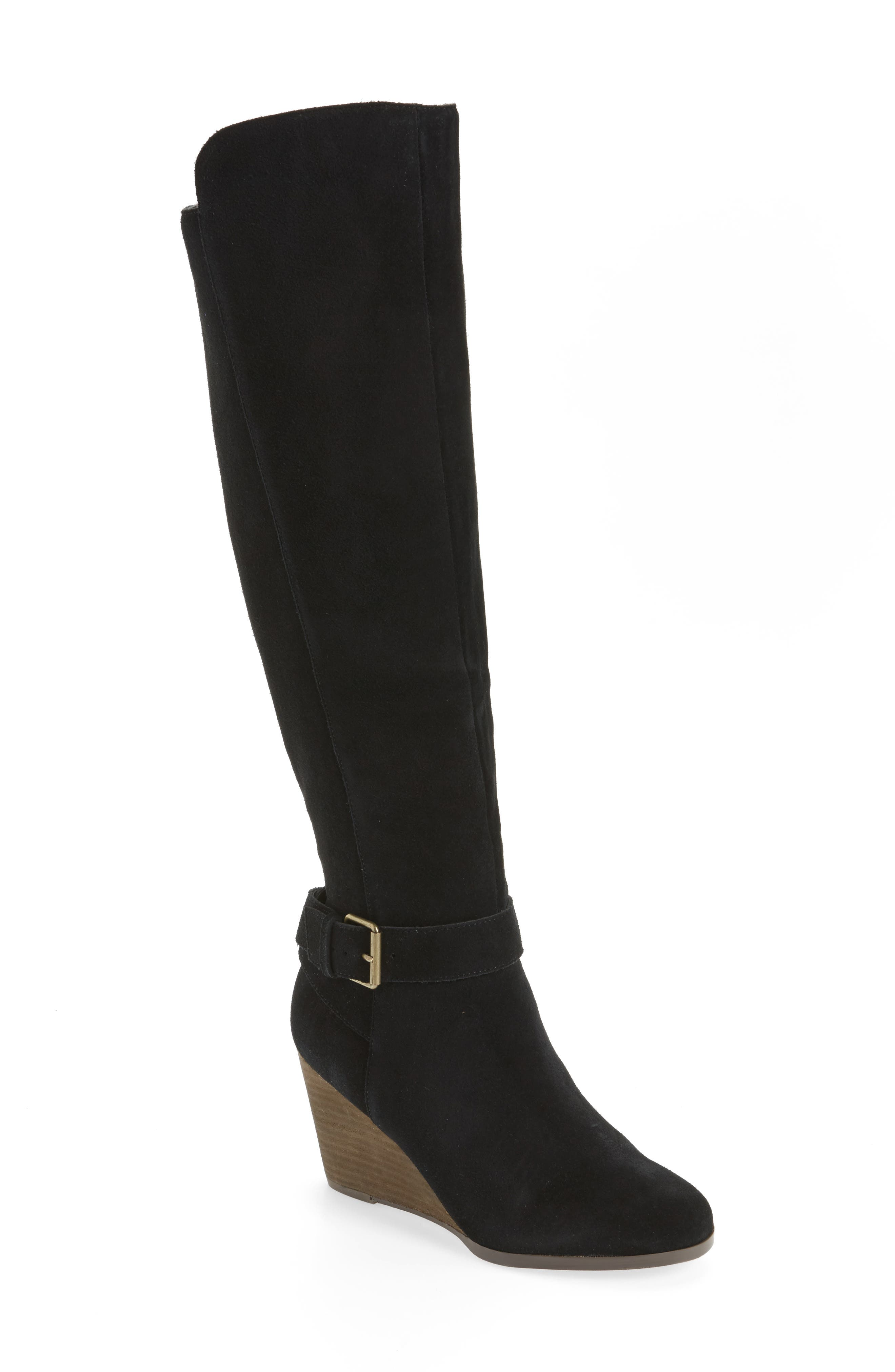 Main Image - Sole Society Paloma Over the Knee Boot (Women)
