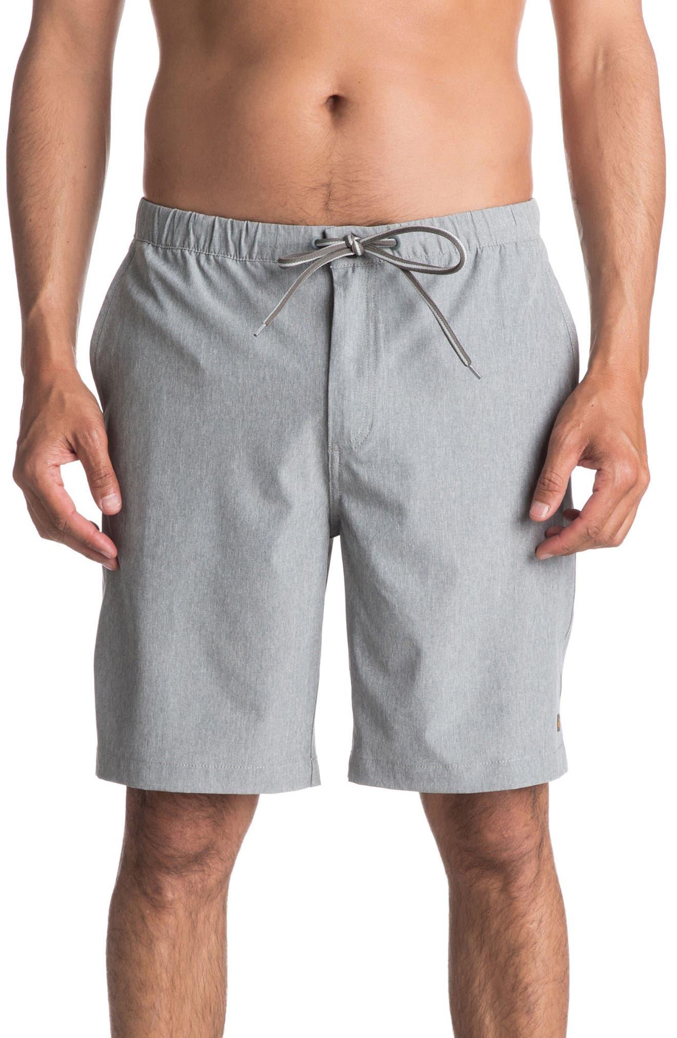 Suva Amphibian Shorts,                         Main,                         color, Grey