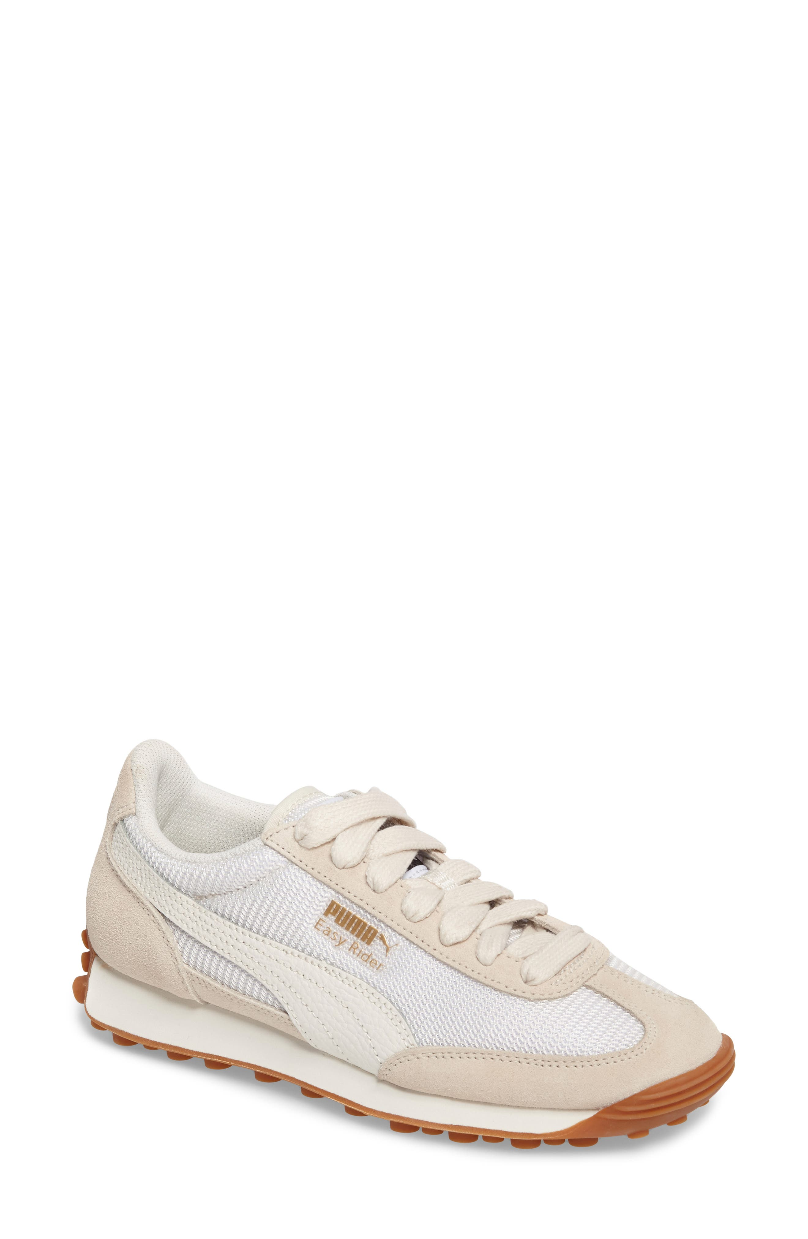 Easy Rider Sneaker,                         Main,                         color, Marshmallow/ Marshmallow