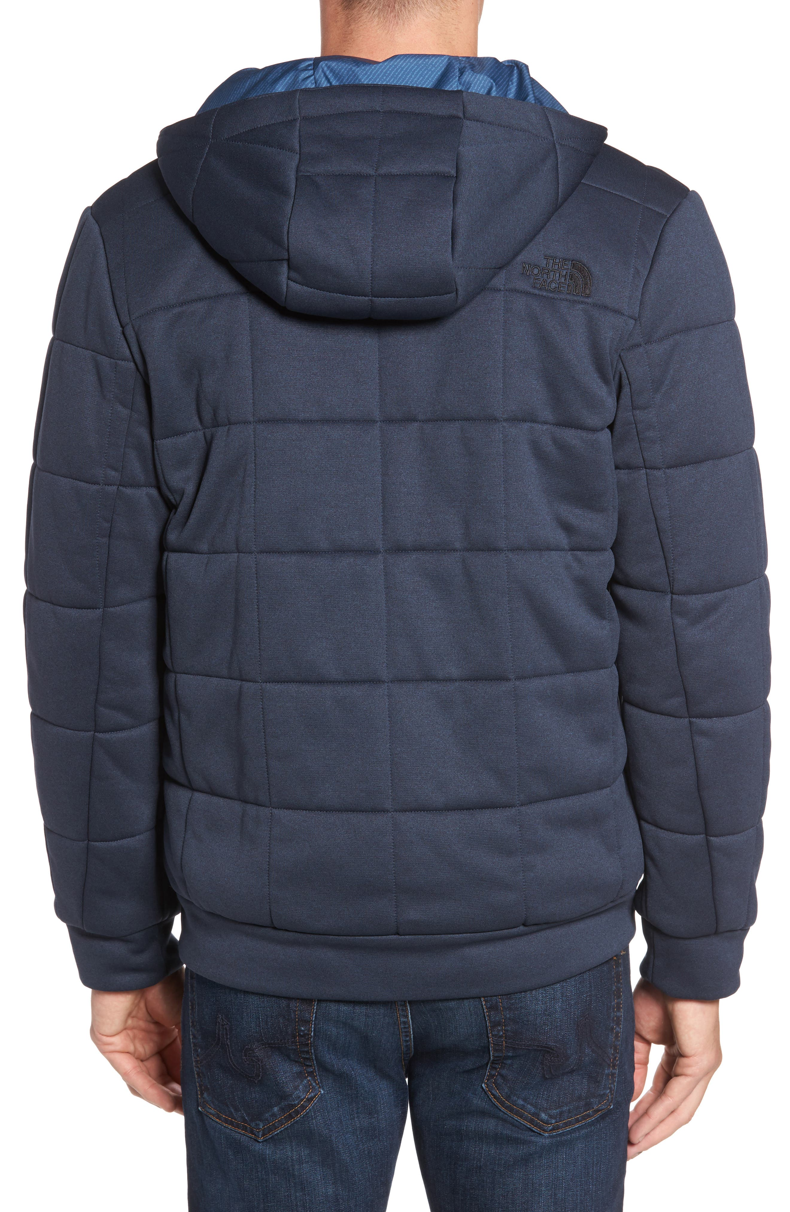Alternate Image 2  - The North Face Kingston IV Reversible ThermoBall Jacket