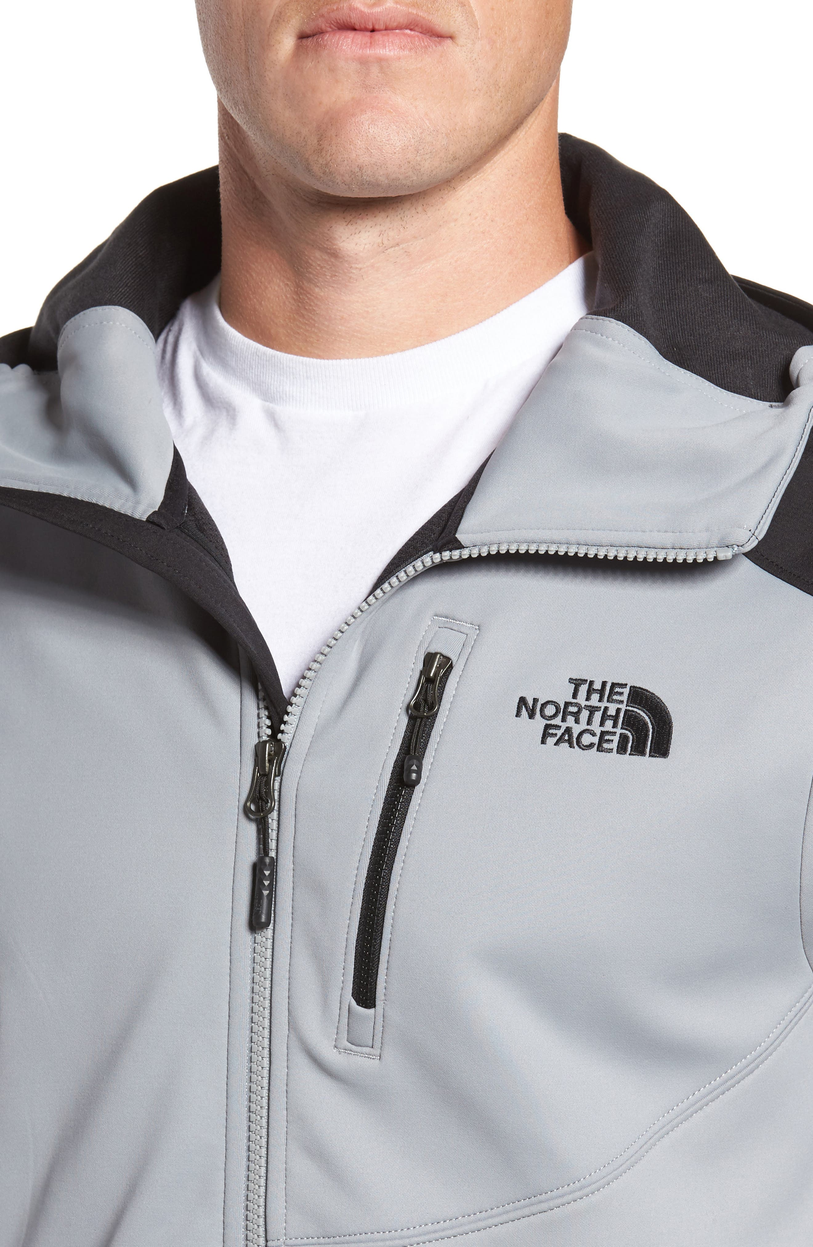 Alternate Image 4  - The North Face Tenacious Water Repellent Hybrid Jacket