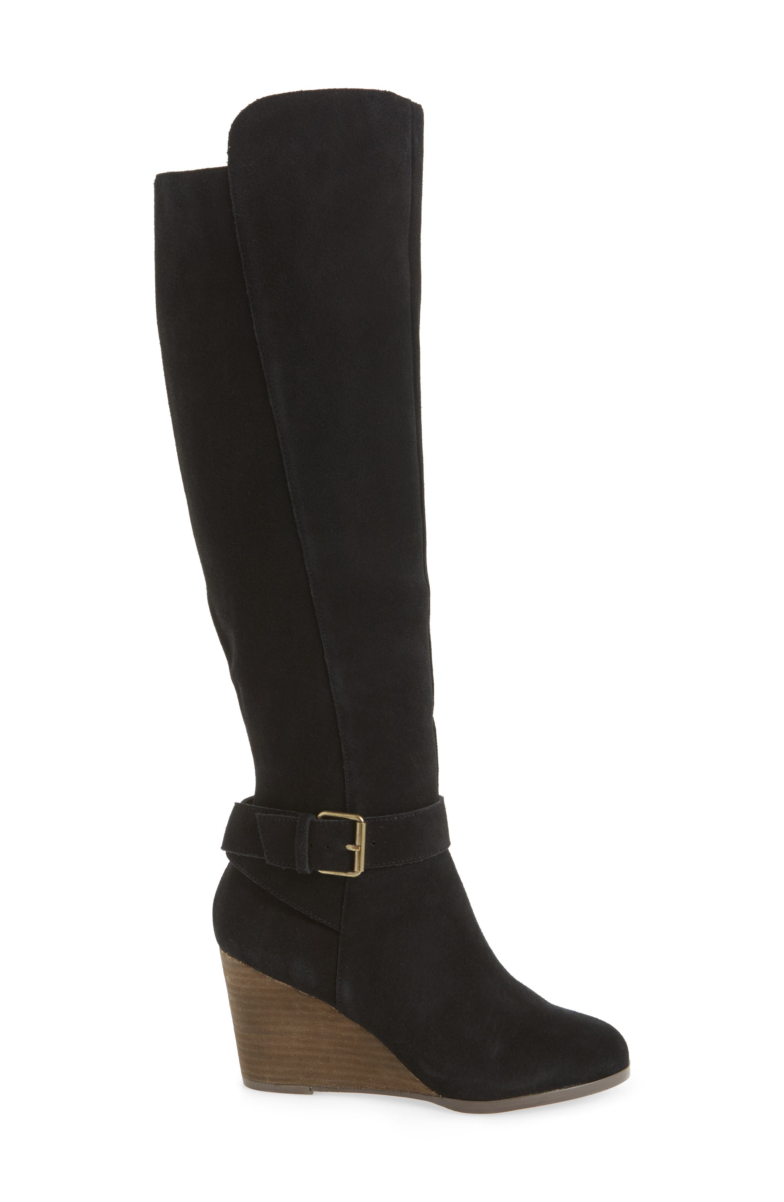 Alternate Image 3  - Sole Society Paloma Over the Knee Boot (Women)