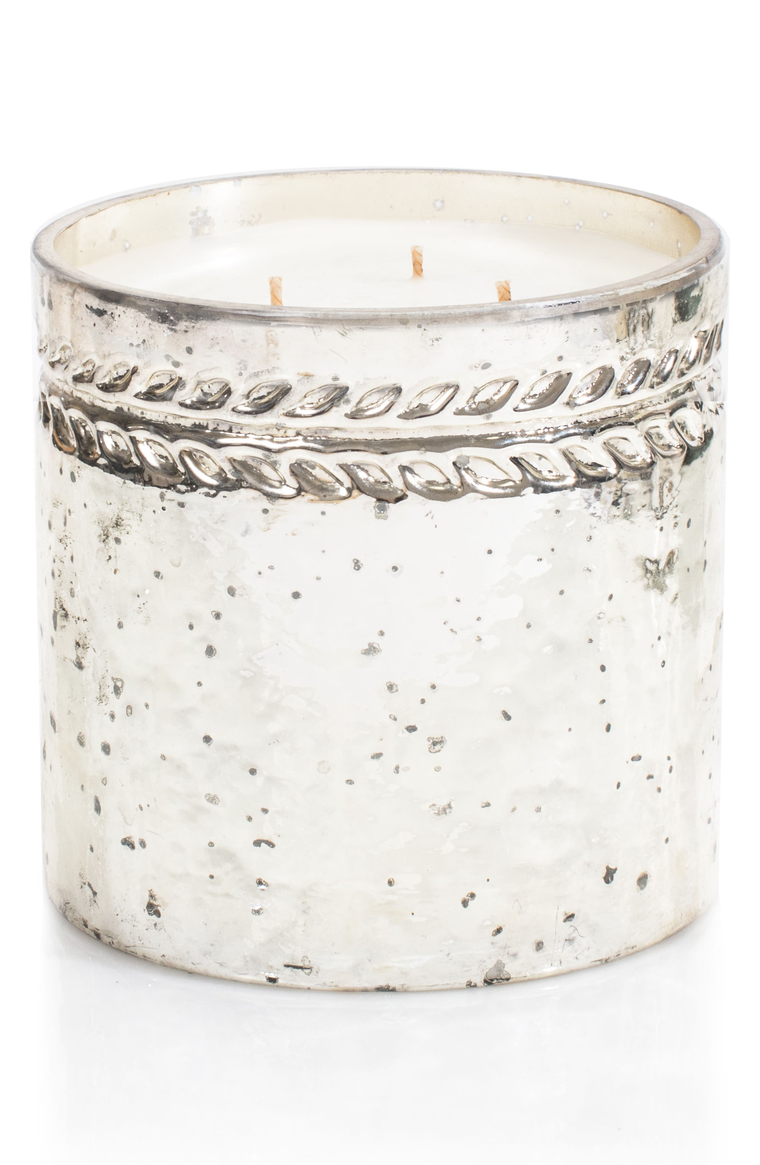 Main Image - Antica Farmacista Silver Cedar Three-Wick Candle