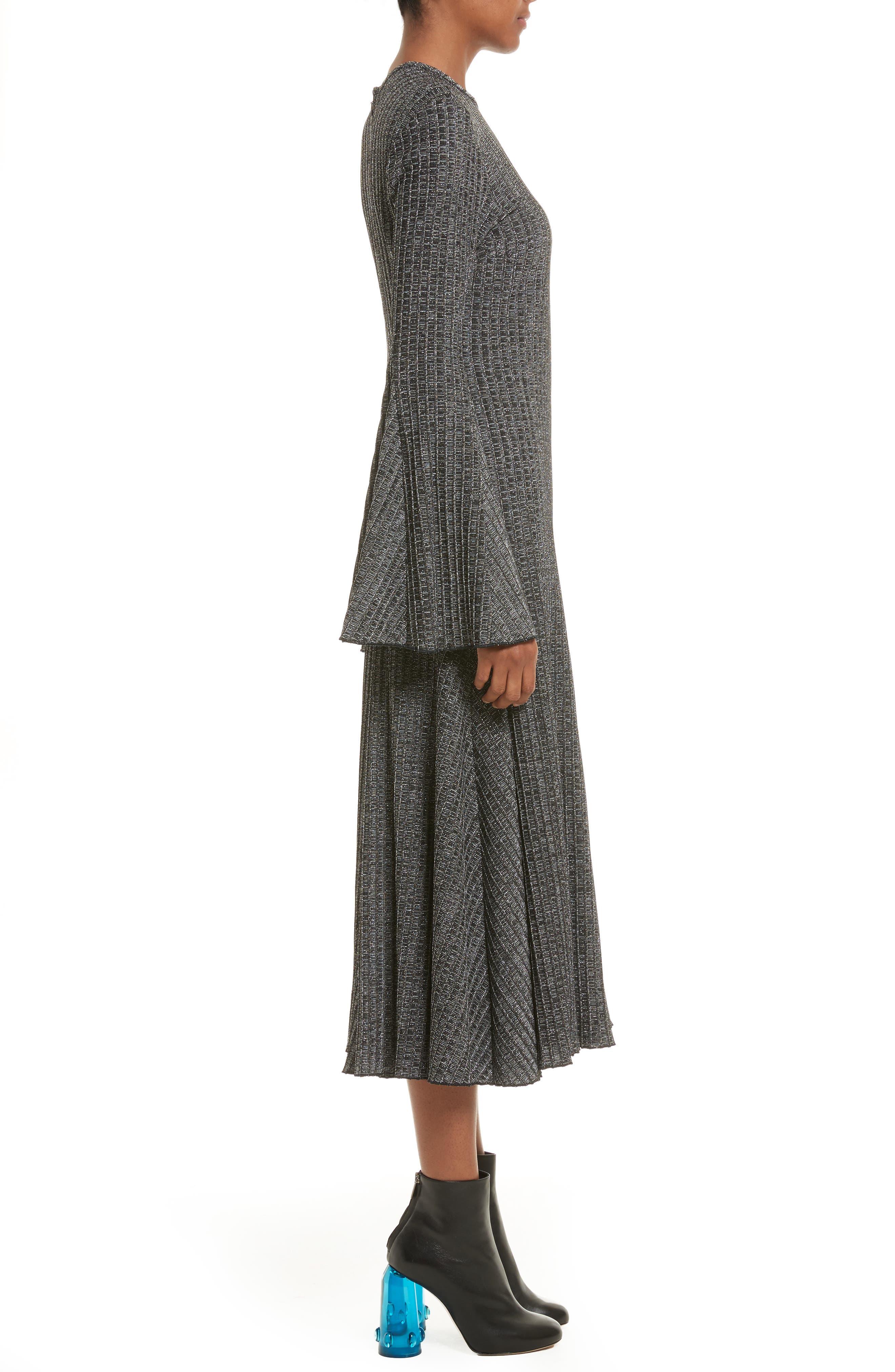 Alternate Image 3  - ELLERY Conrad Godet Hem Dress
