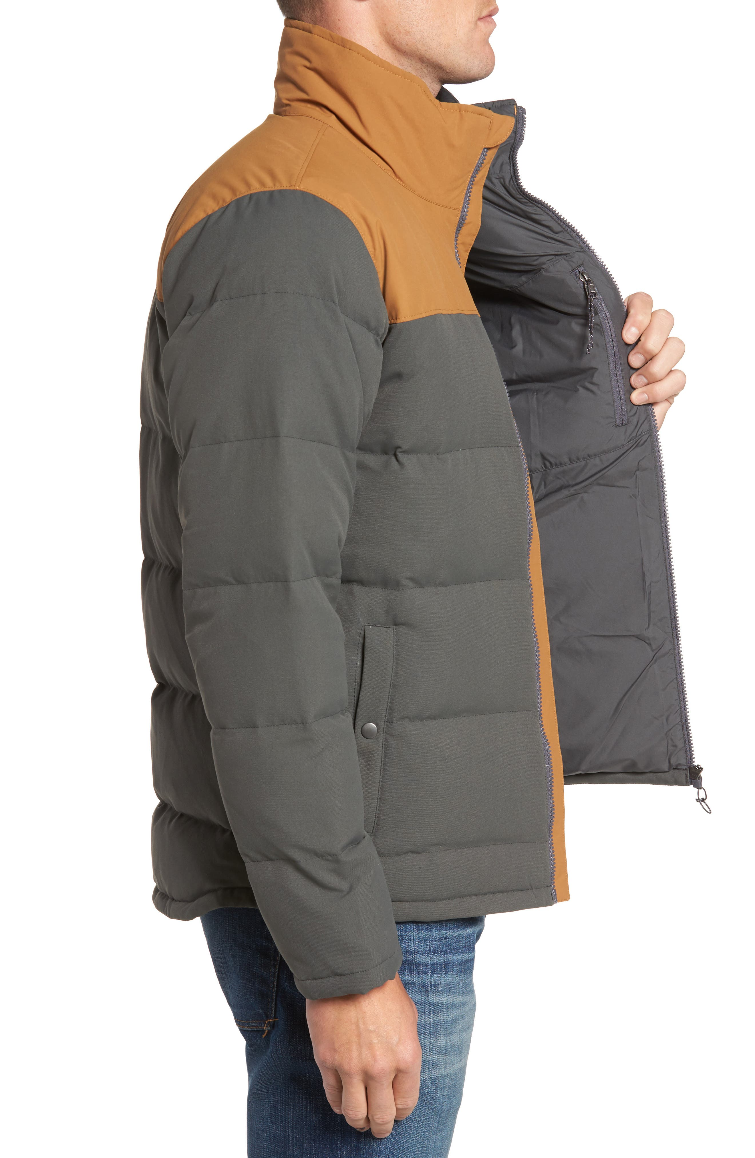 Alternate Image 3  - Patagonia Bivy Water Repellent Down Jacket