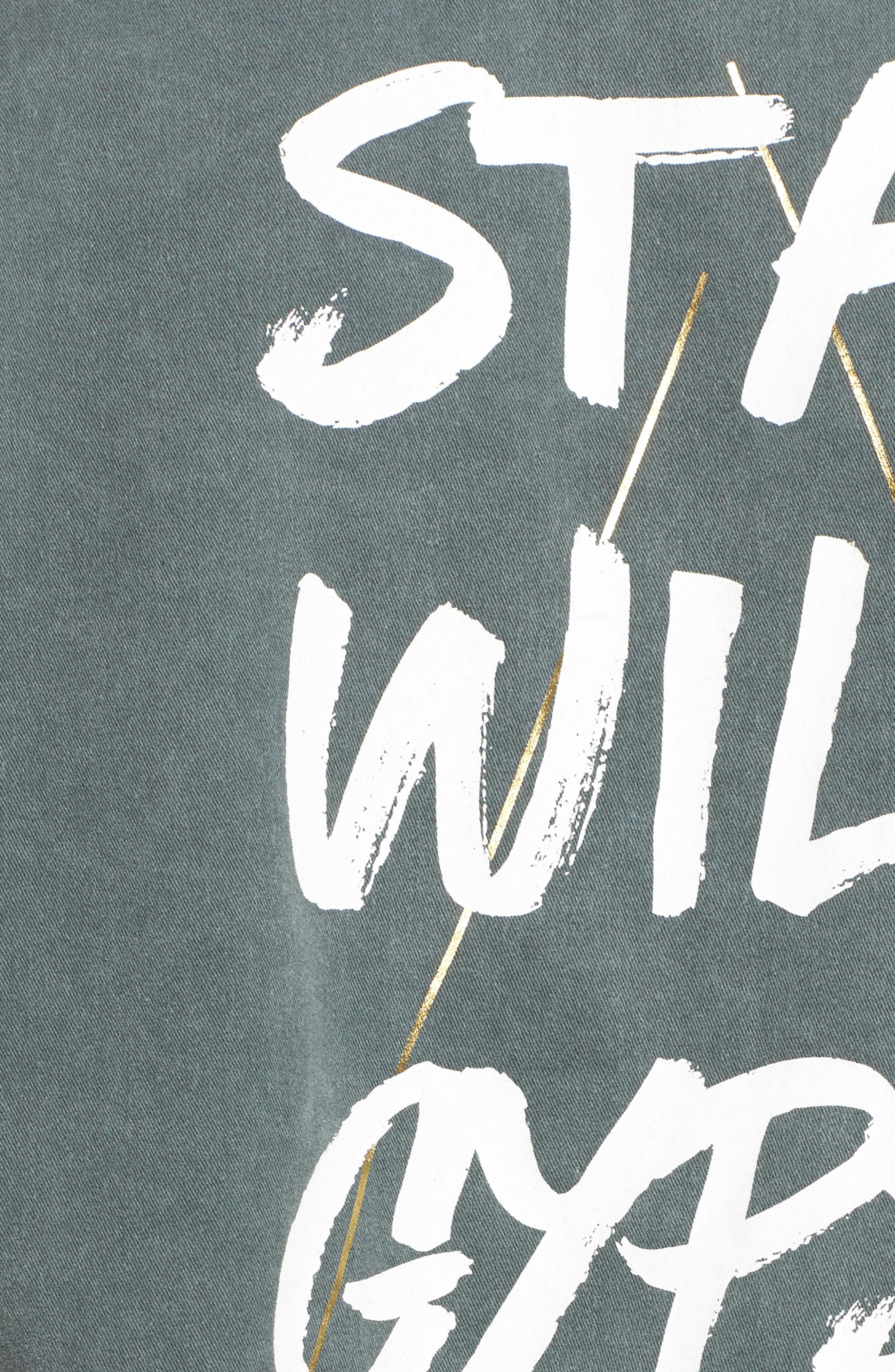 Alternate Image 5  - Spiritual Gangster Stay Wild Gypsy Child Amy Jacket