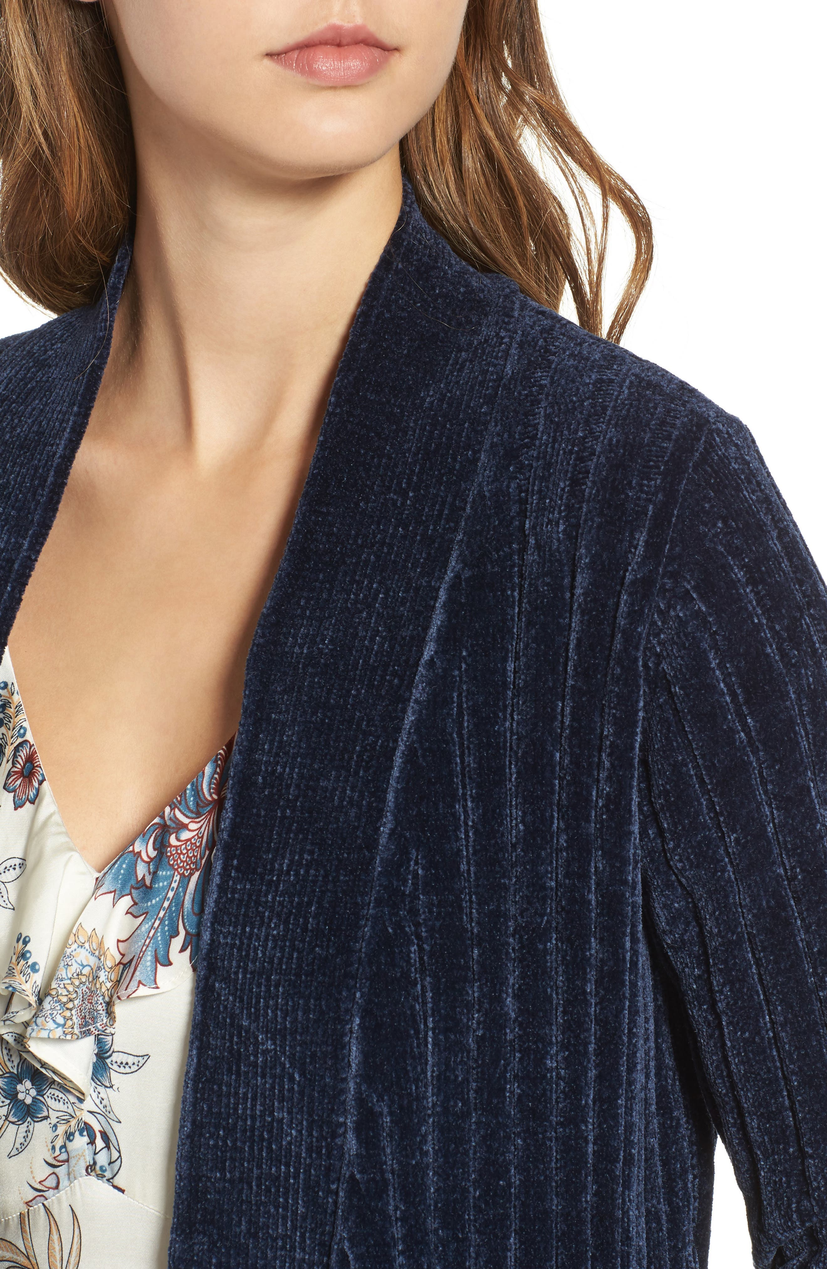 Alternate Image 4  - Willow & Clay Long Cardigan