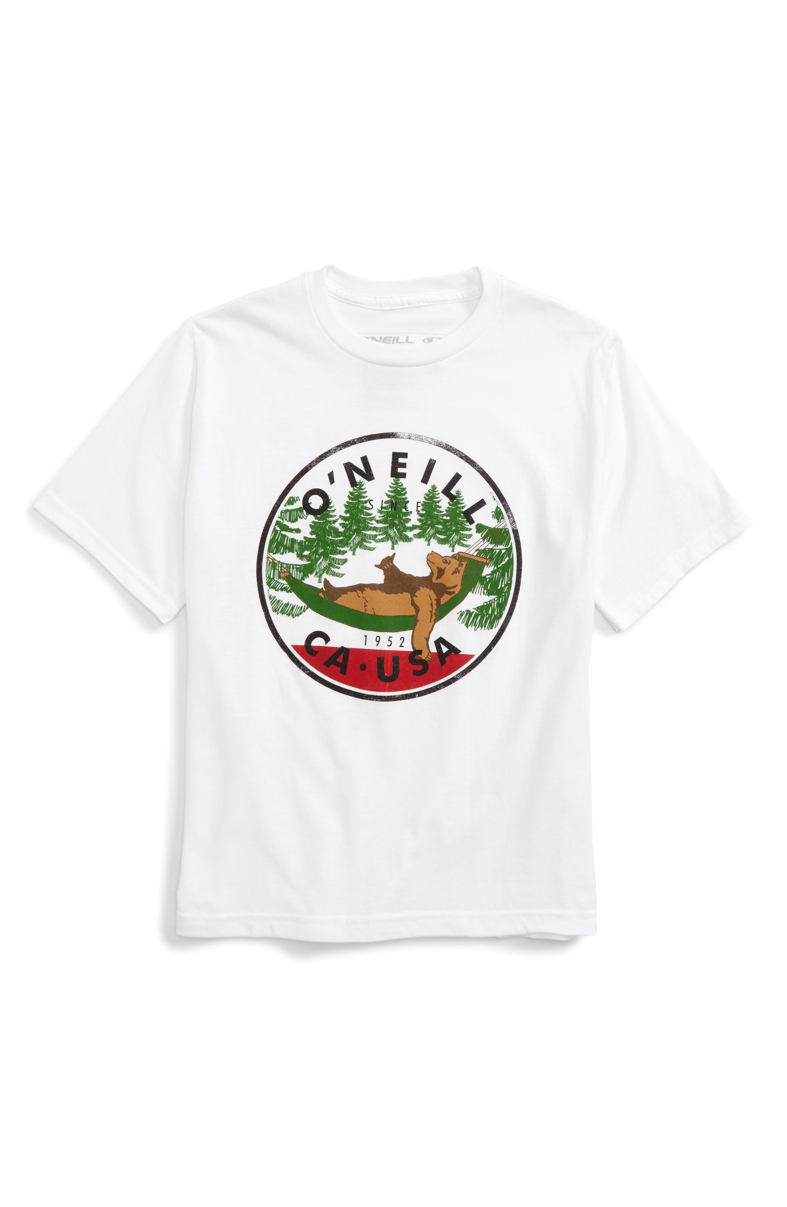 O'Neill Hibernation T-Shirt (Big Boys)
