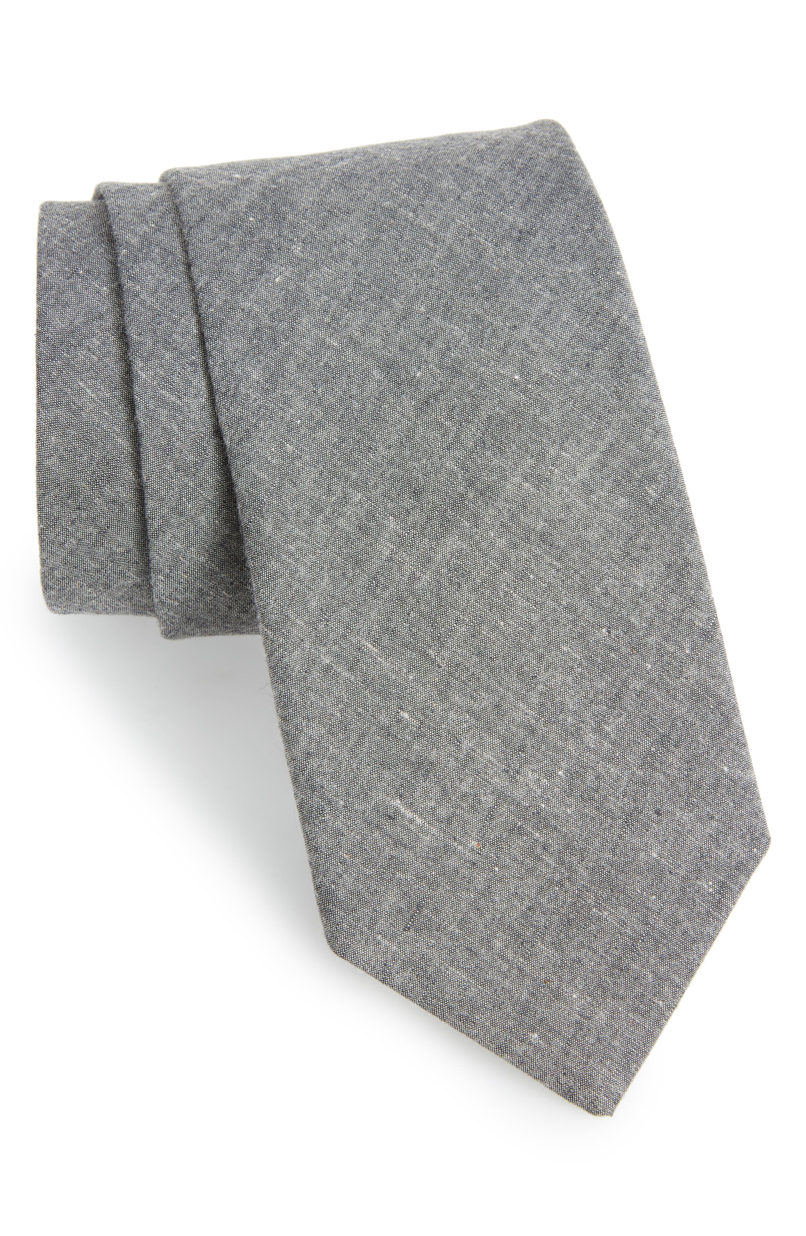Bonobos Chambray Cotton Tie