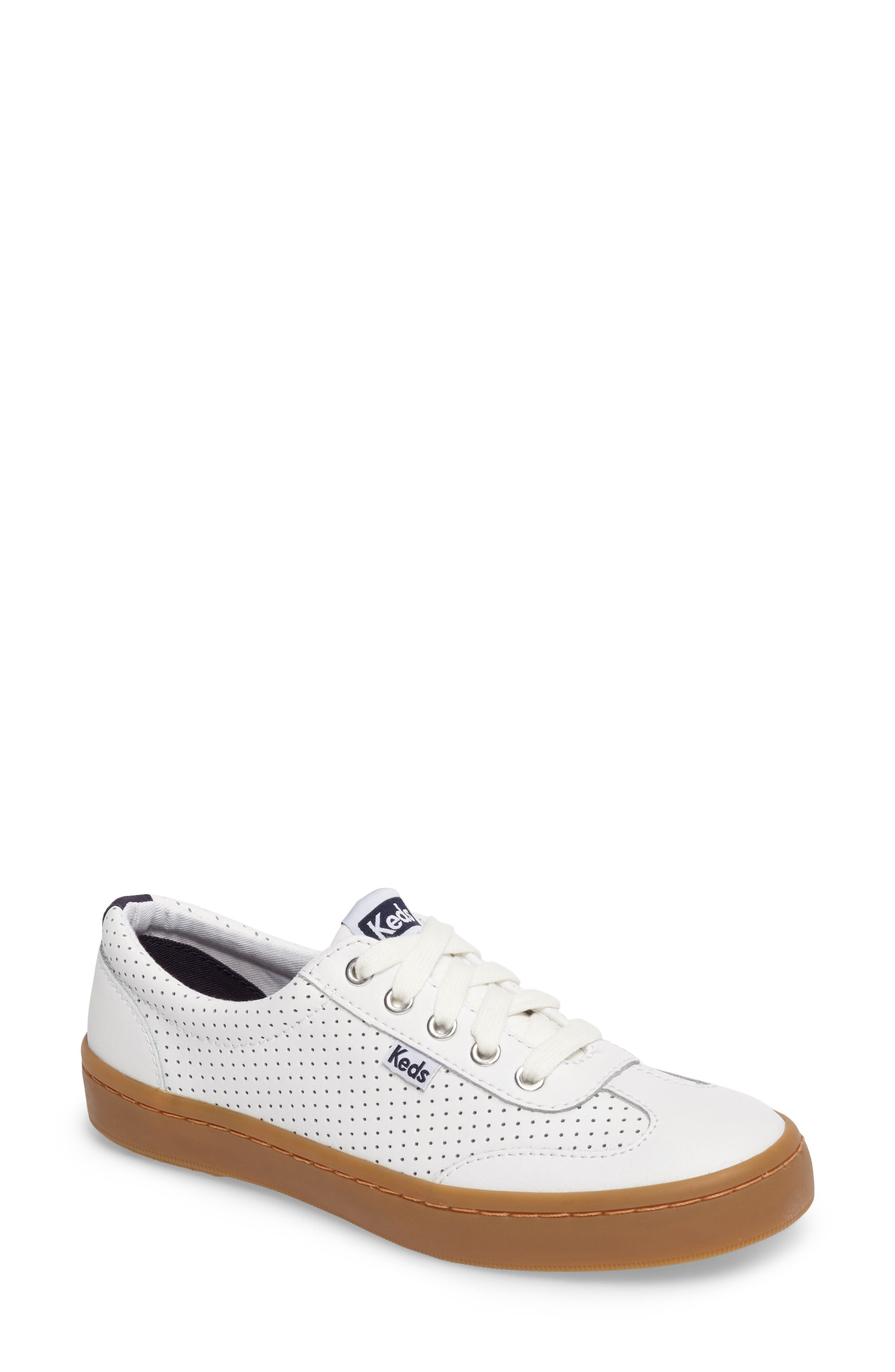 Keds® Tournament Perforated Sneaker (Women)
