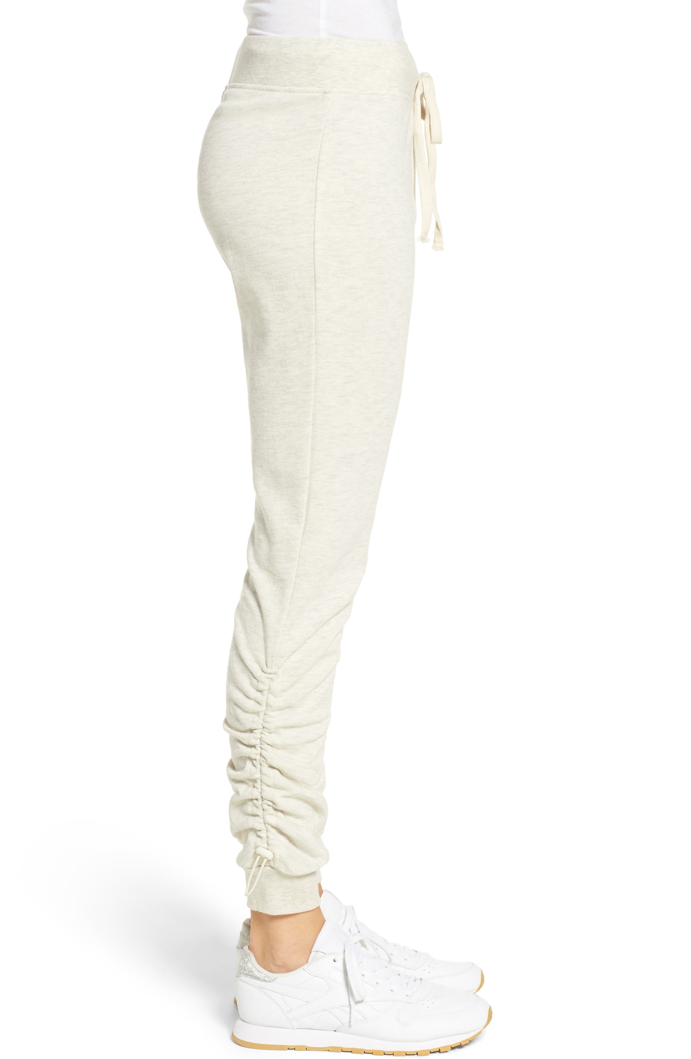Alternate Image 3  - Socialite Cinched Joggers