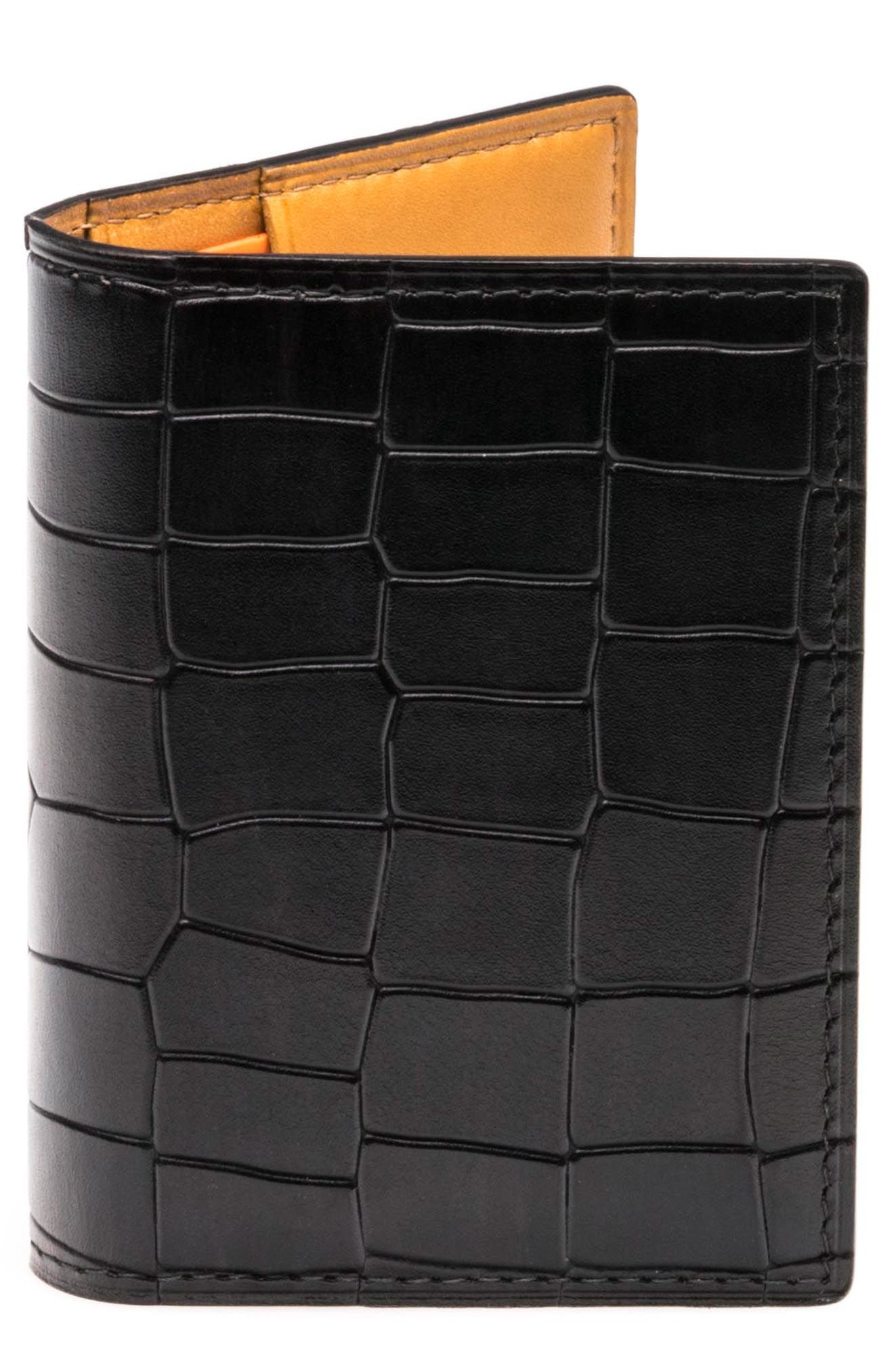 Magnanni Leather Card Case