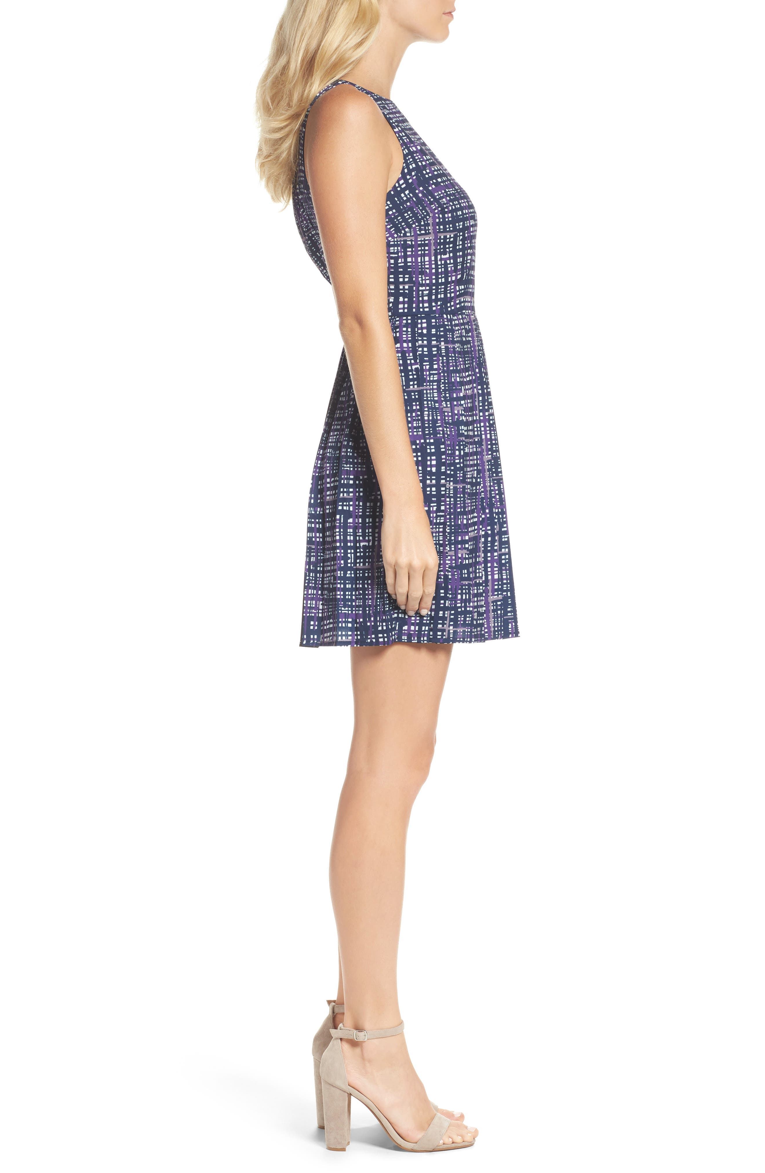 Alternate Image 3  - Felicity & Coco Lolka Fit & Flare Dress (Nordstrom Exclusive)