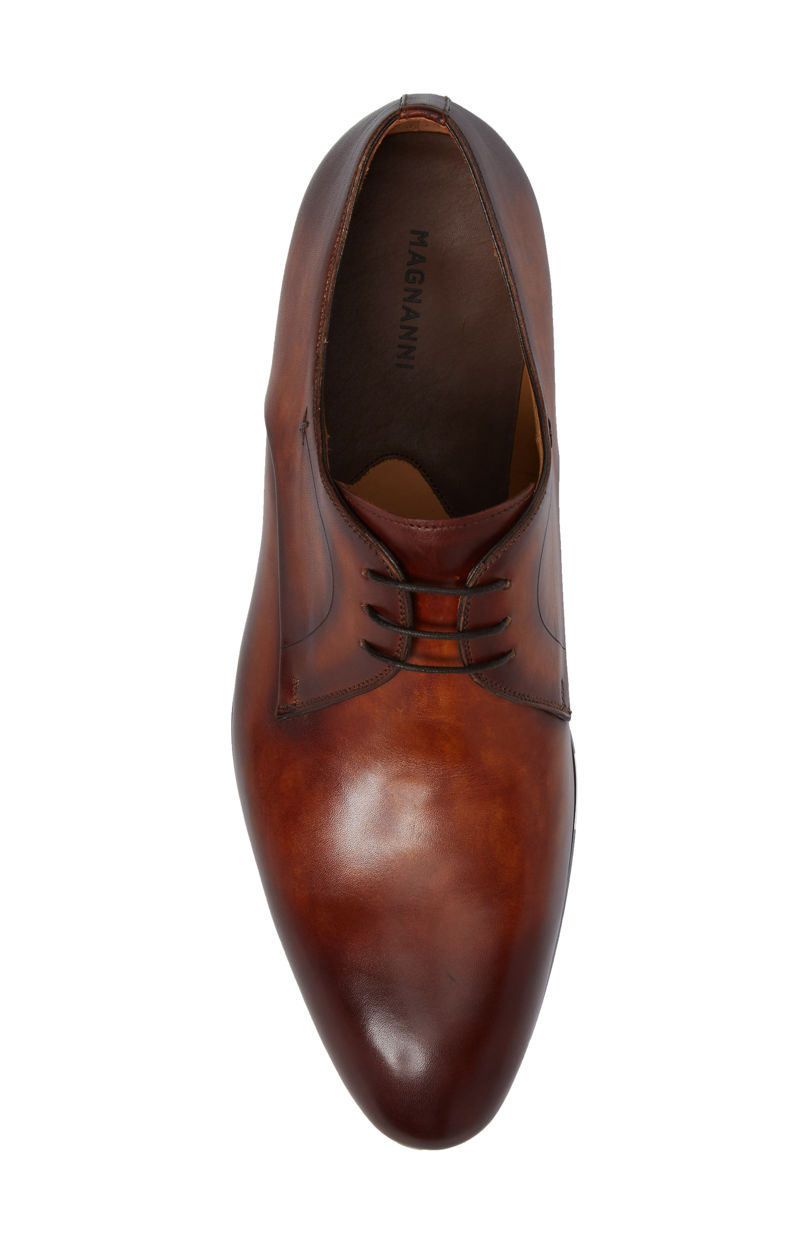 Alternate Image 5  - Magnanni Mana Plain Toe Derby (Men)