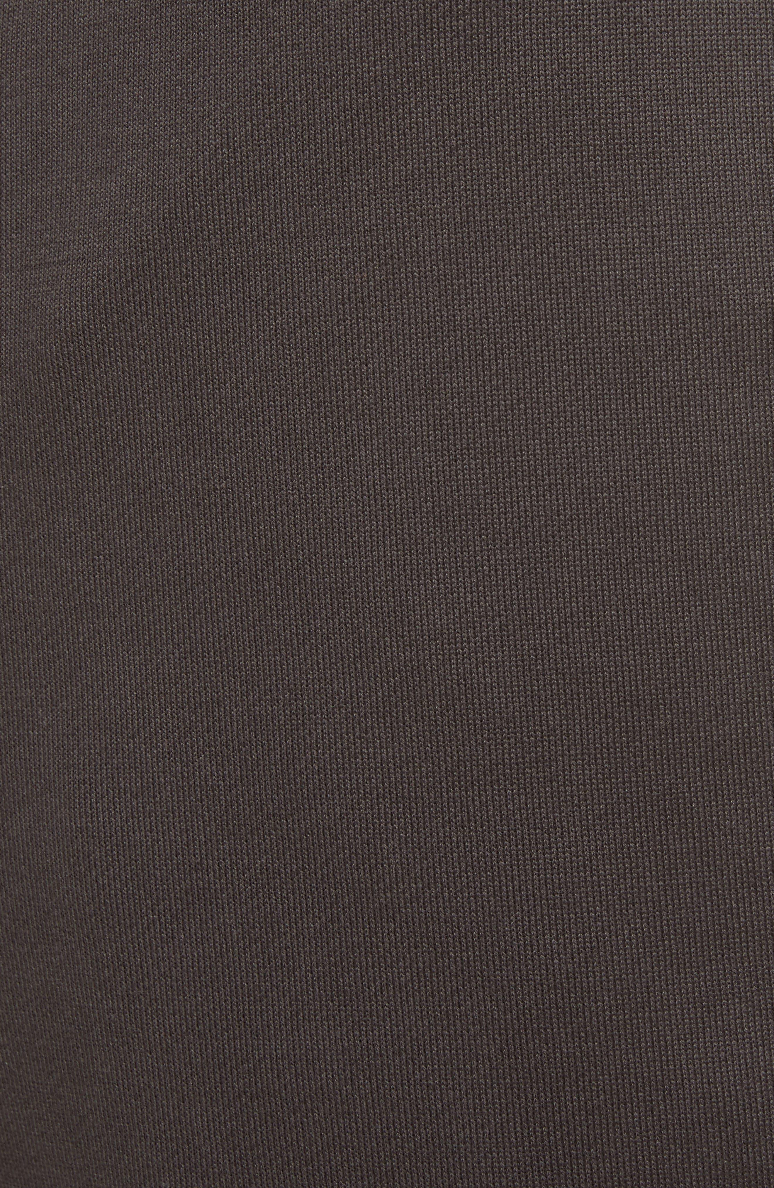 Classic Track Pants,                             Alternate thumbnail 5, color,                             Black Olive