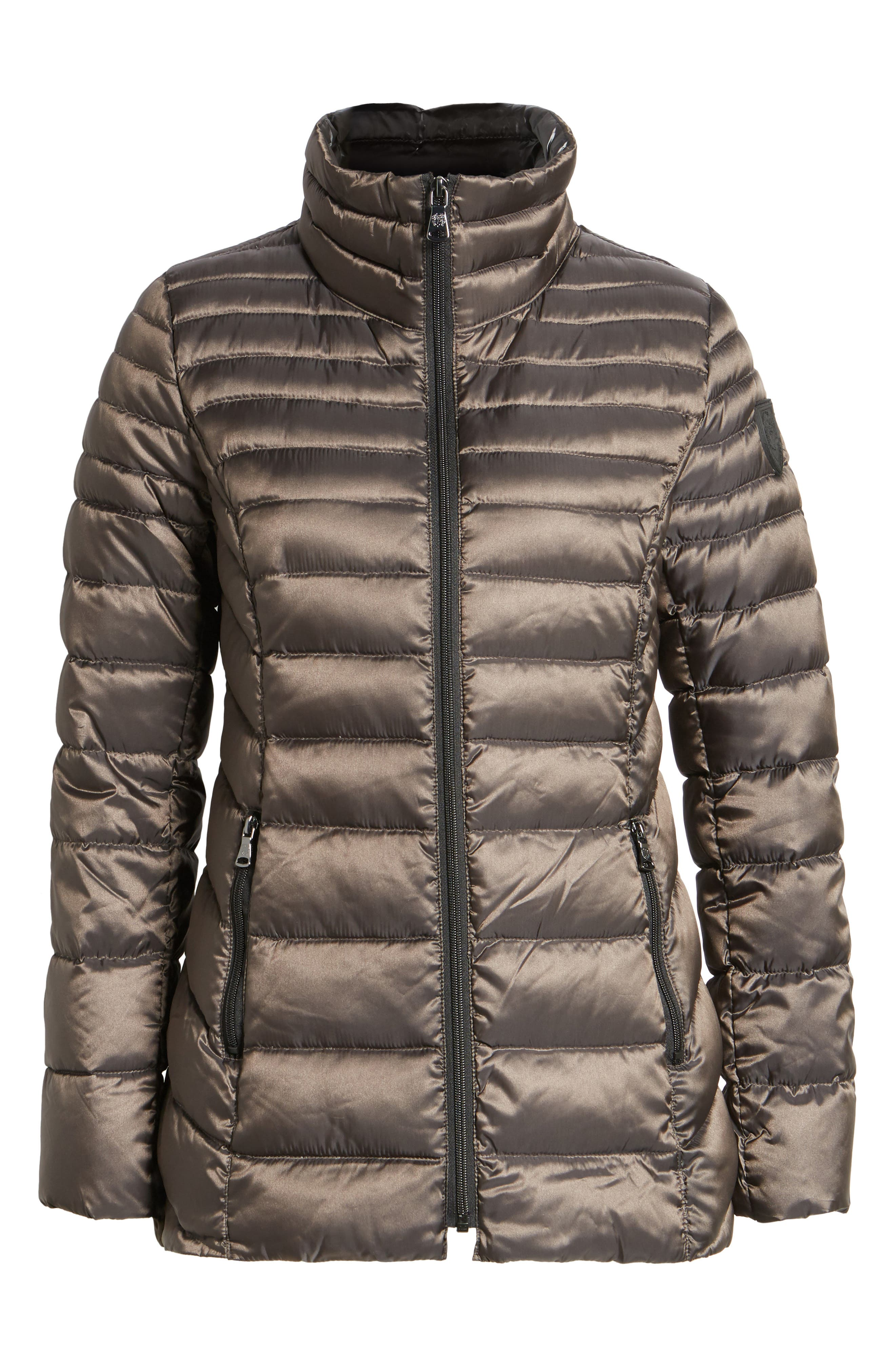 Alternate Image 6  - Vince Camuto Packable Down Jacket