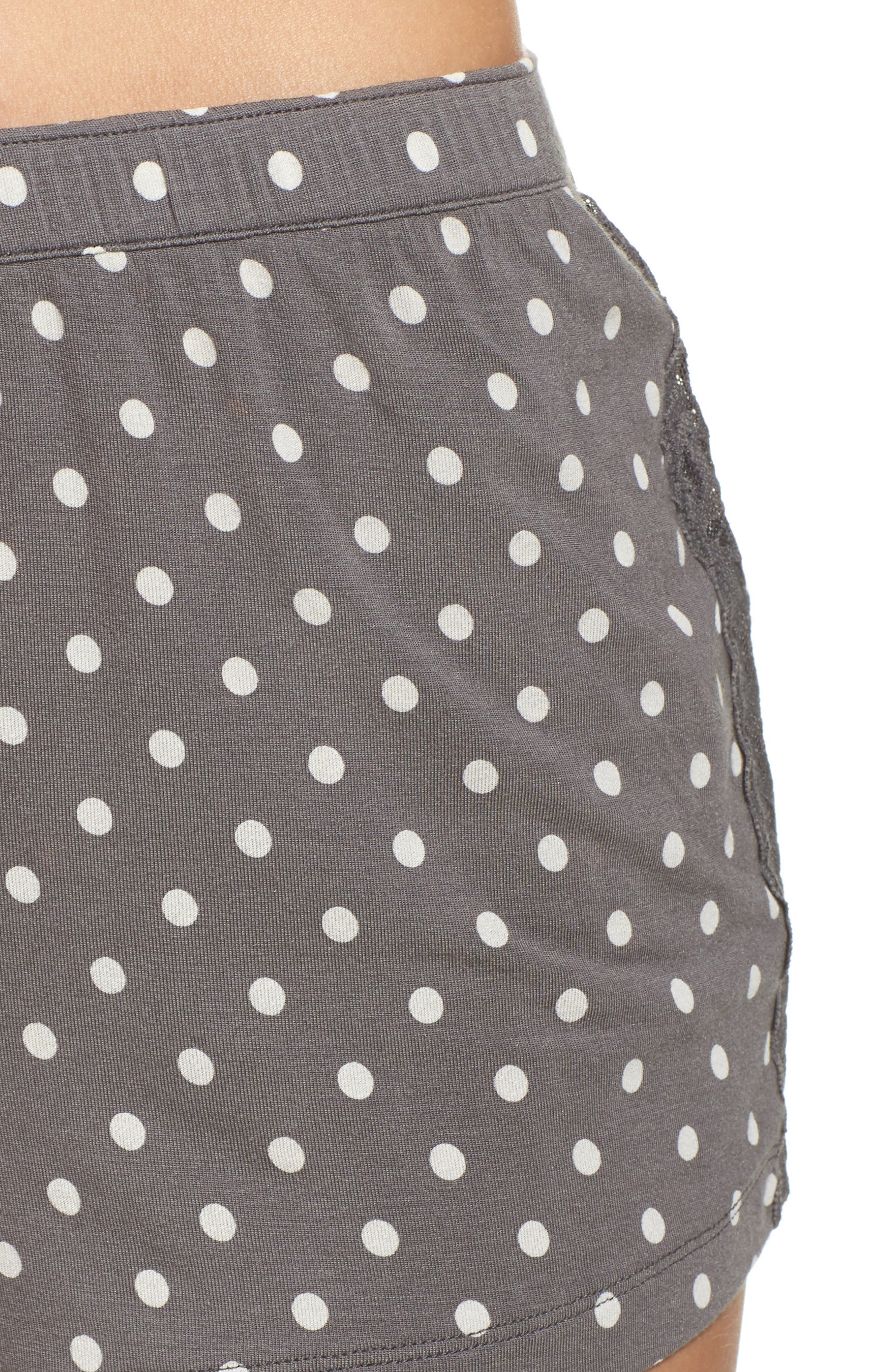 Shorts,                             Alternate thumbnail 8, color,                             Charcoal