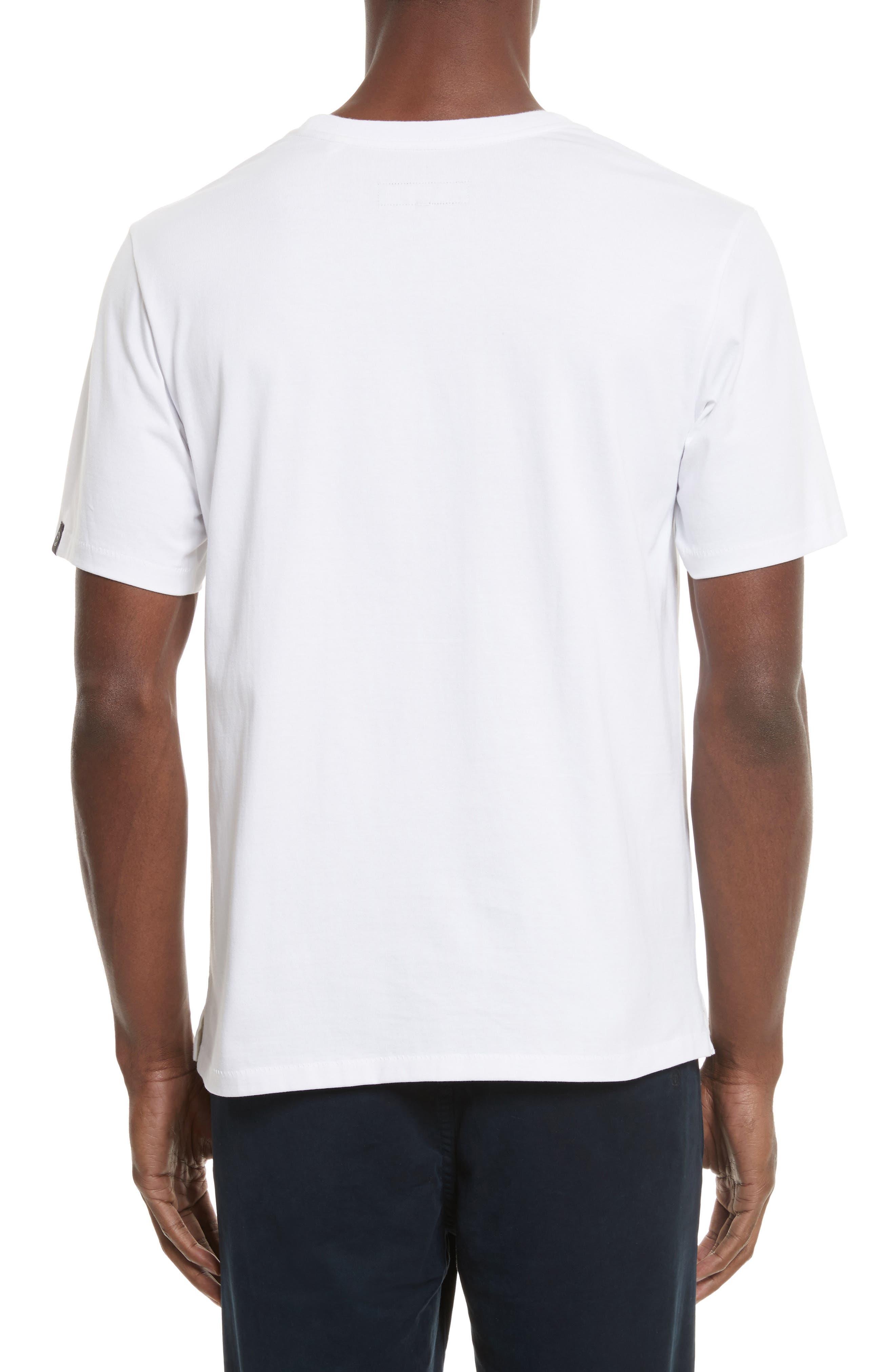 Alternate Image 2  - rag & bone Diamond T-Shirt