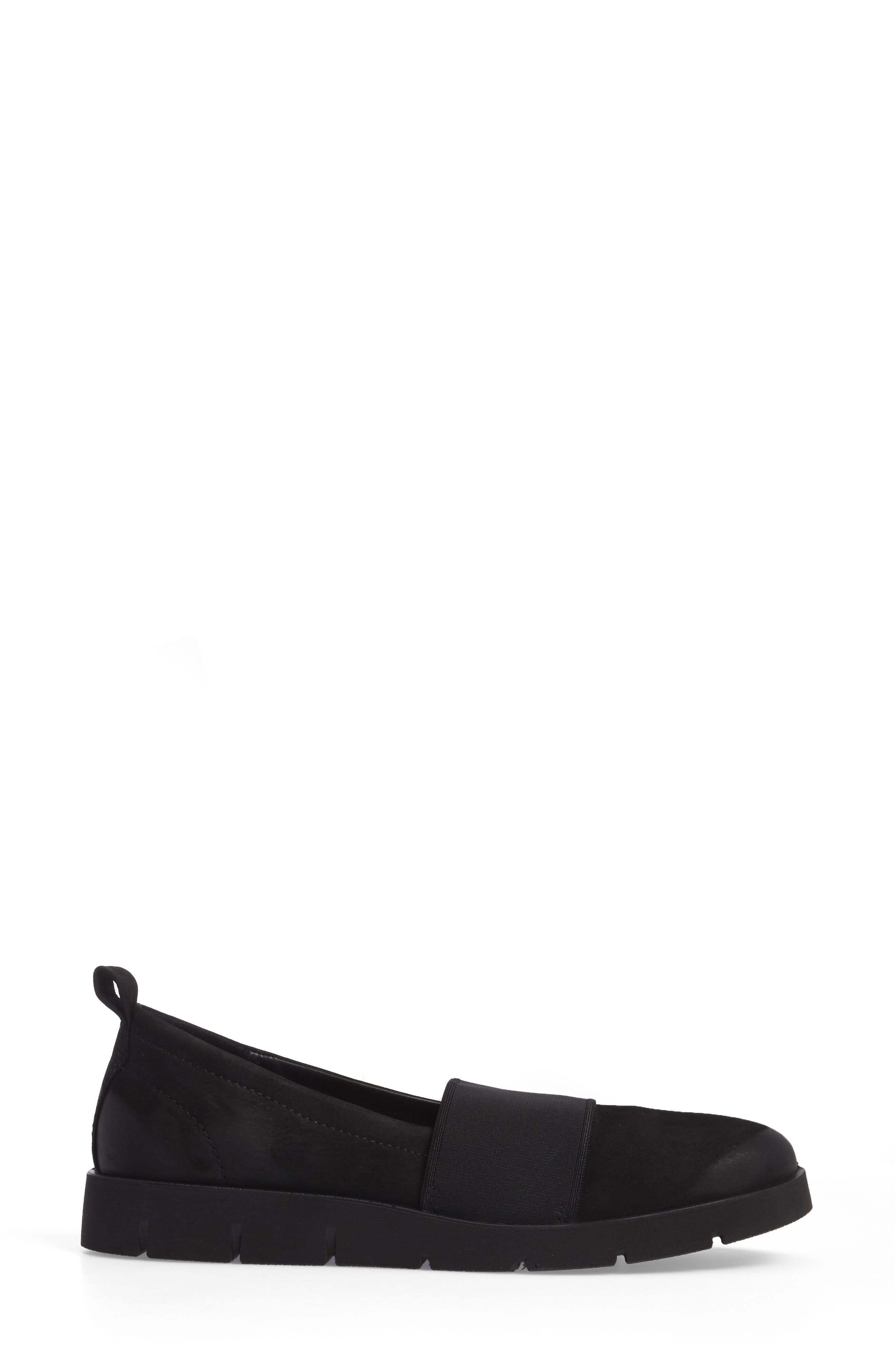Alternate Image 3  - ECCO Bella Slip-On Sneaker (Women)