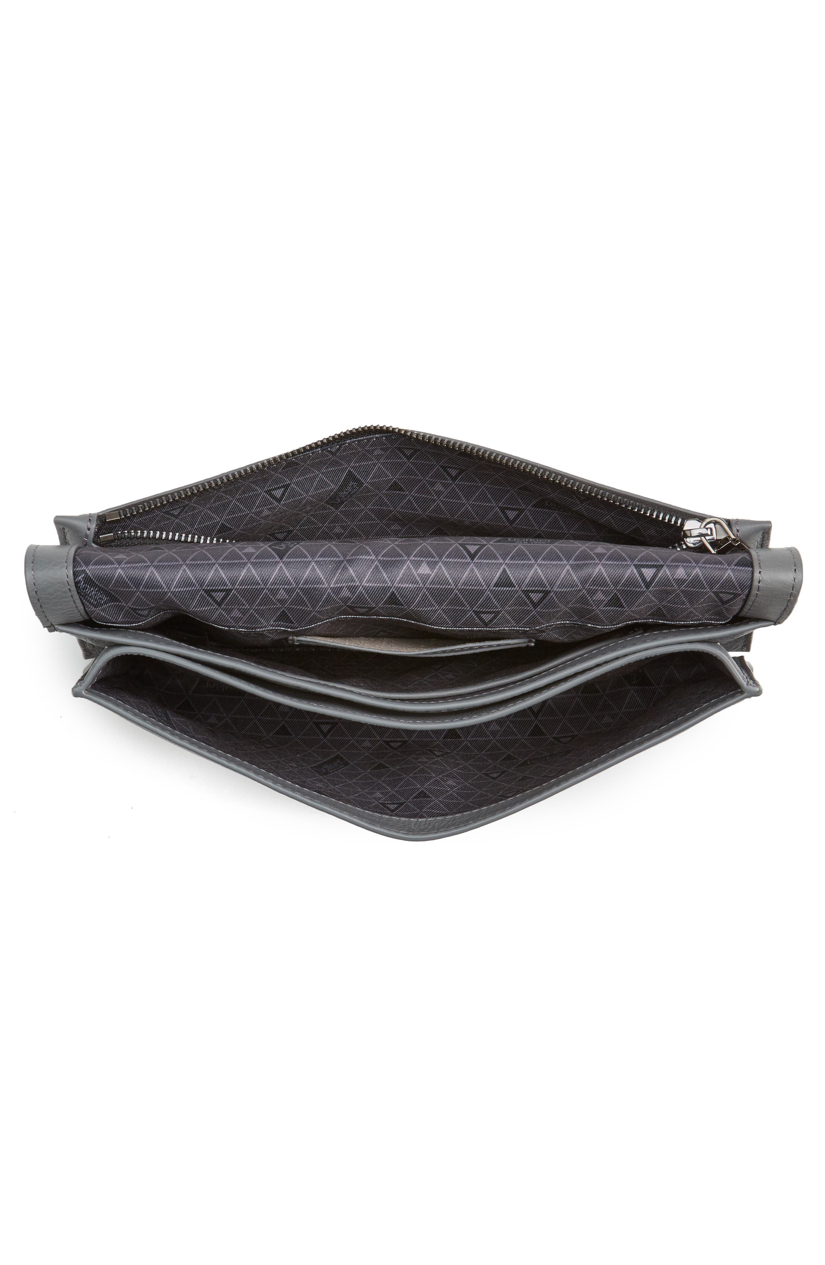 Alternate Image 3  - Botkier Bleeker Leather Clutch