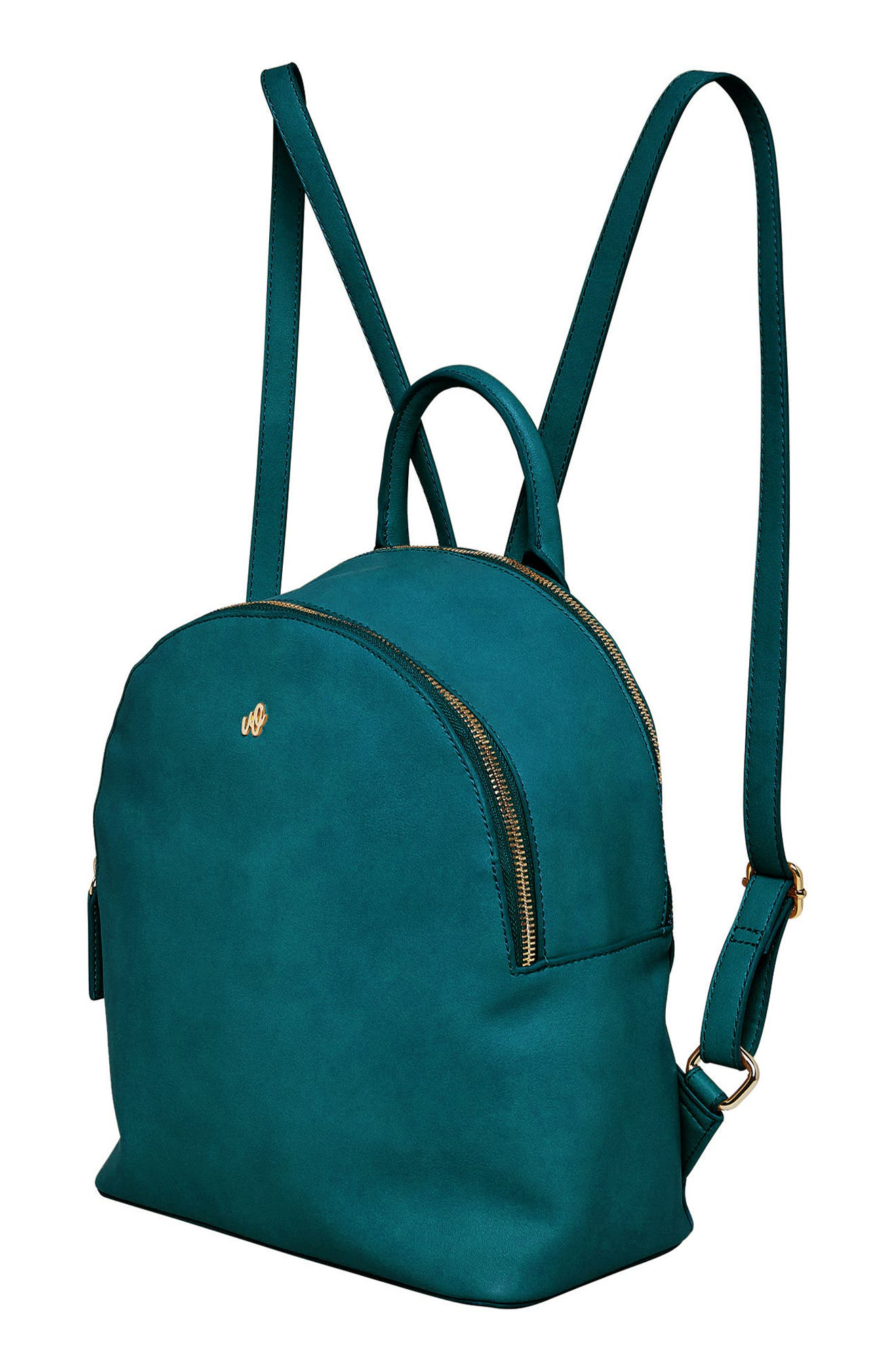 Alternate Image 3  - Urban Originals Magic Vegan Leather Backpack