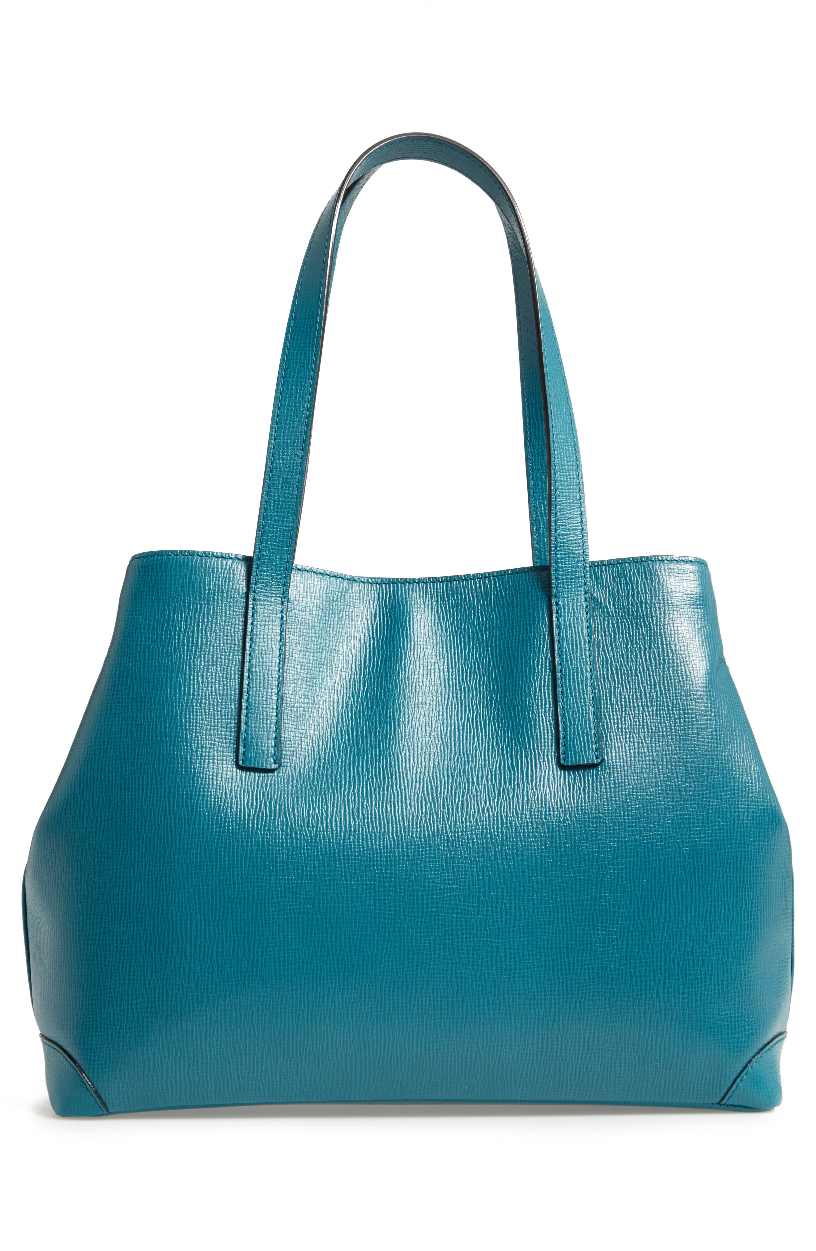 Alternate Image 2  - Lodis Business Chic Louisa RFID-Protected Leather Tote