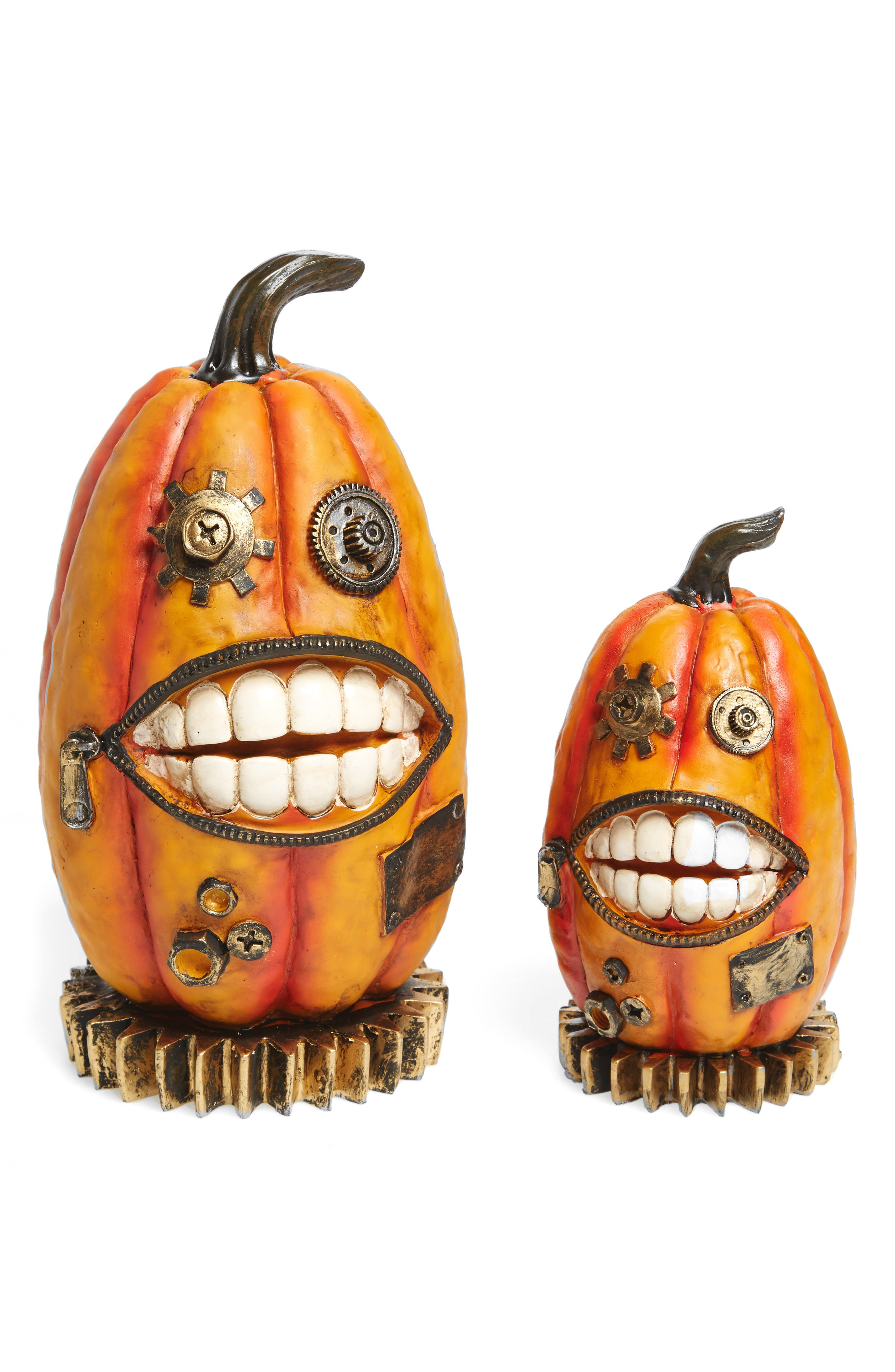 Fantastic Craft Steampunk Pumpkin