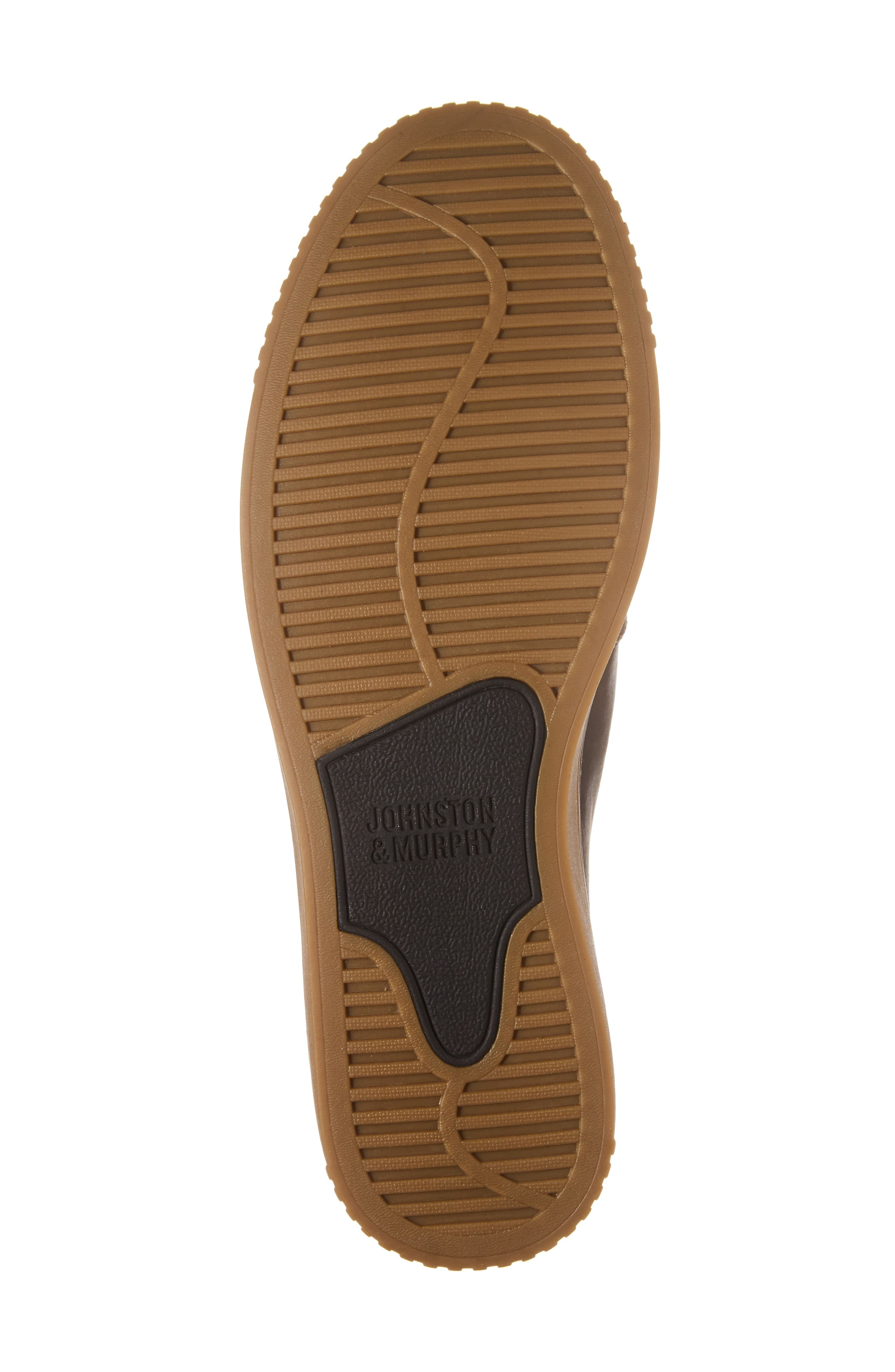 Wallace Slip-On Sneaker,                             Alternate thumbnail 6, color,                             Brown
