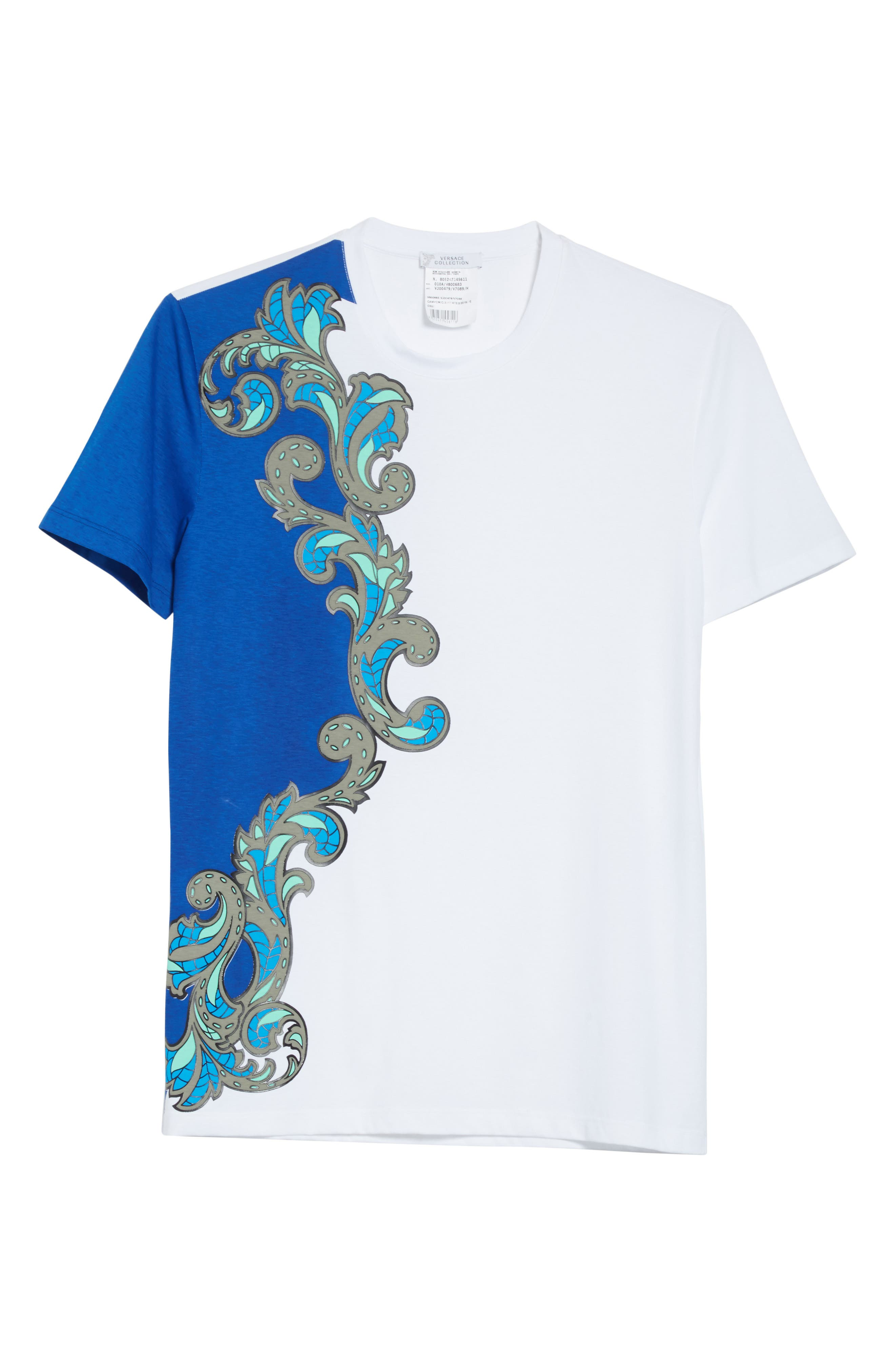 Alternate Image 6  - Versace Collection Baroque Print T-Shirt