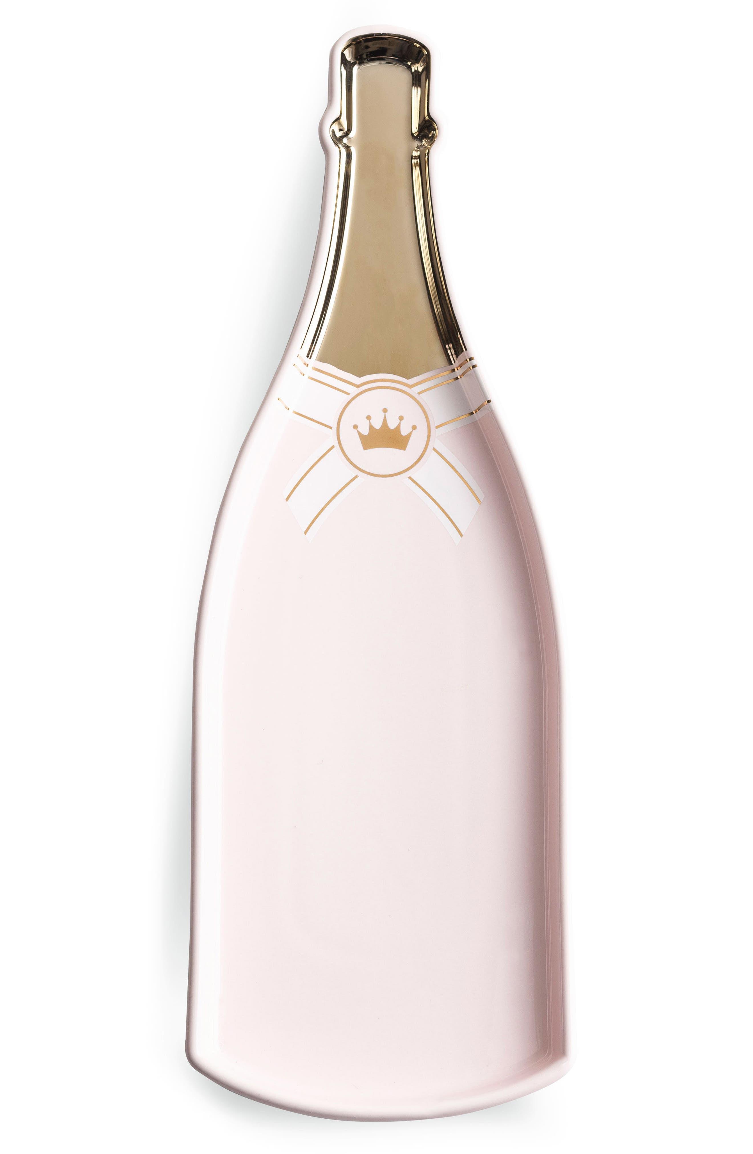 Main Image - Rosanna Champagne Bottle Serving Tray