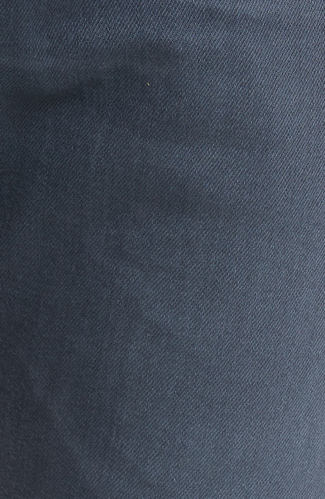 Alternate Image 5  - AG Tellis Slim Fit Jeans (2 Years Midnight Shadow)