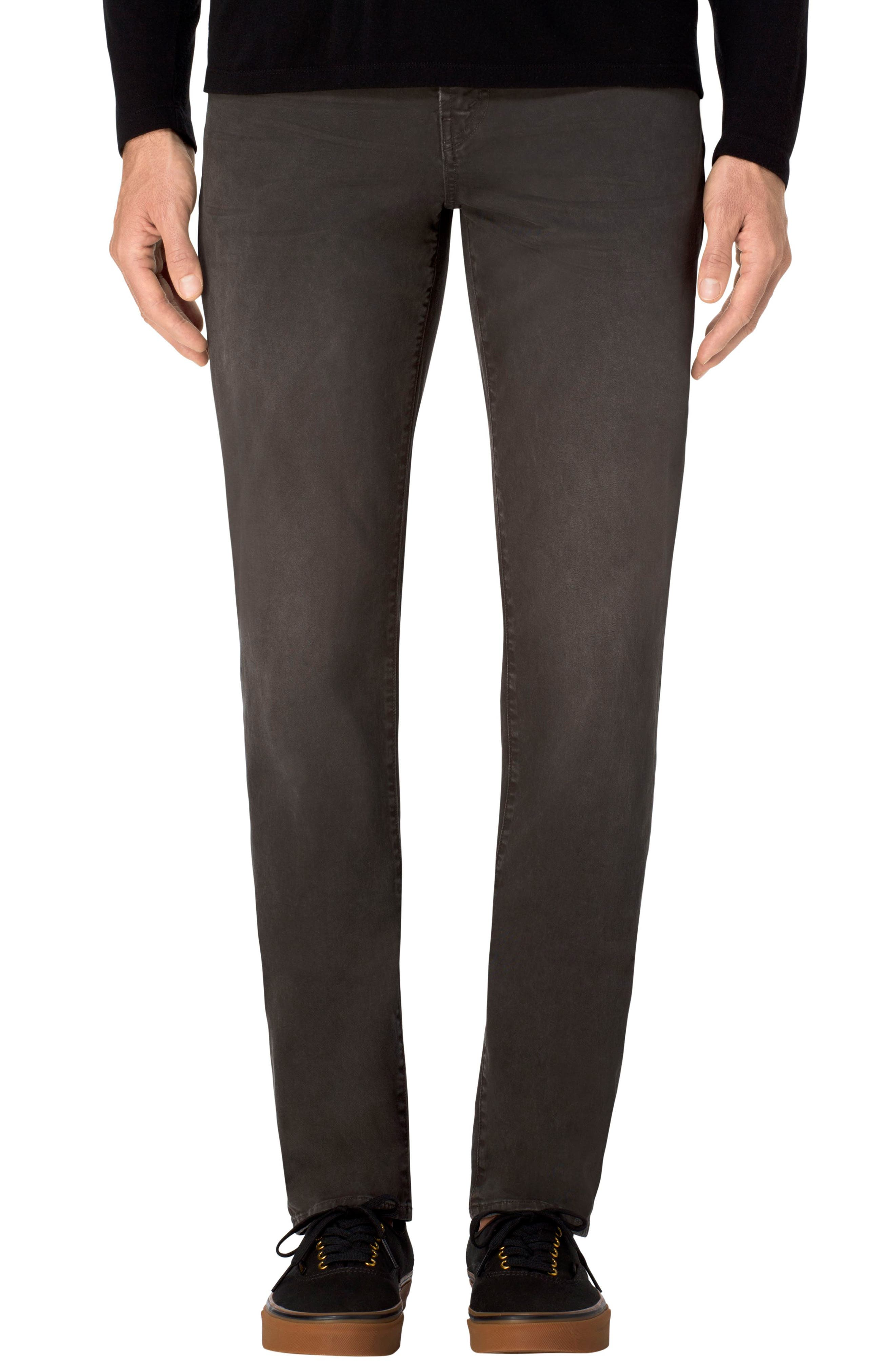 Tyler Slim Fit Jeans,                         Main,                         color, Thrashed Climate