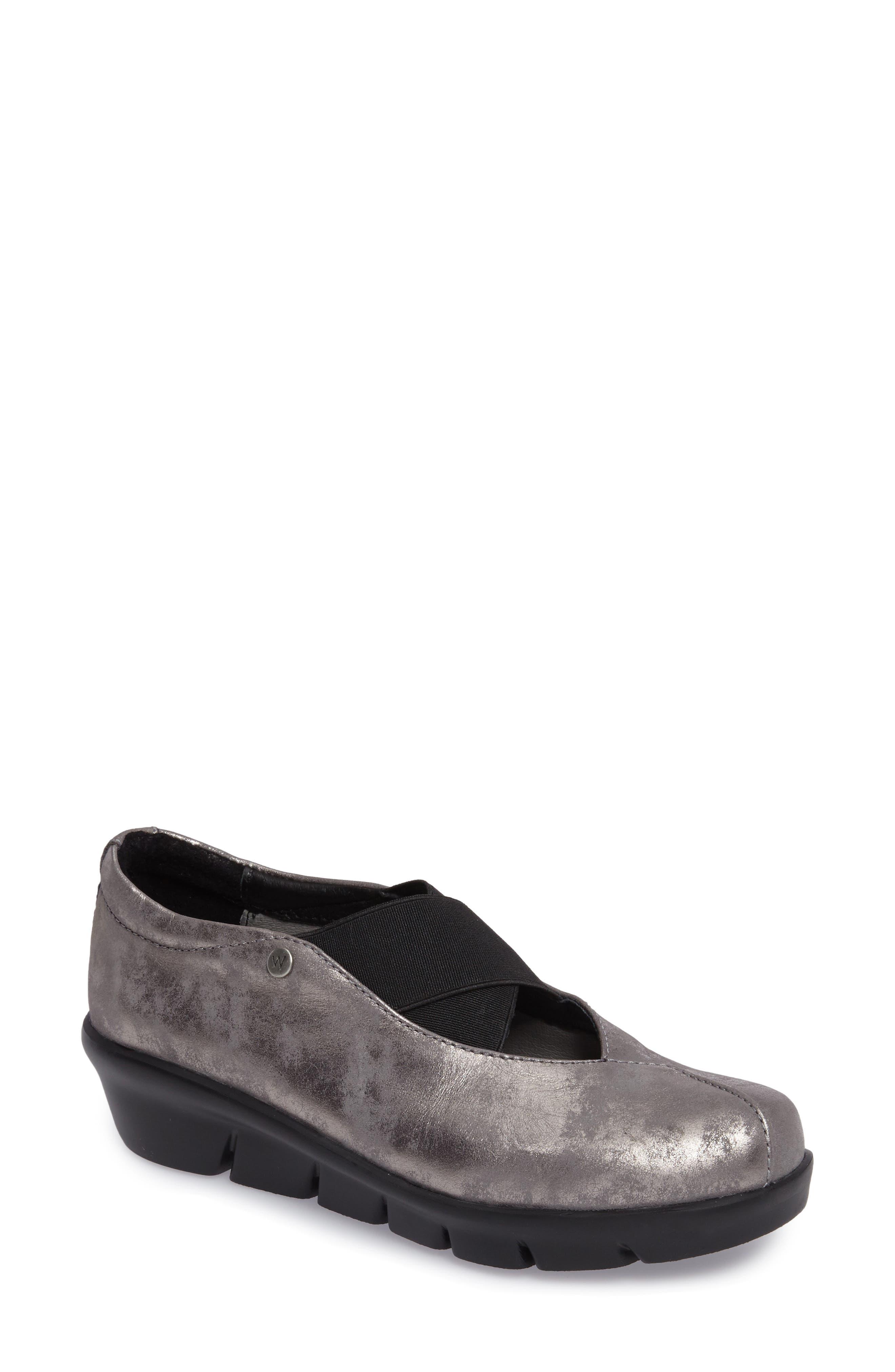 Alternate Image 1 Selected - Wolky Cursa Slip-On Sneaker (Women)