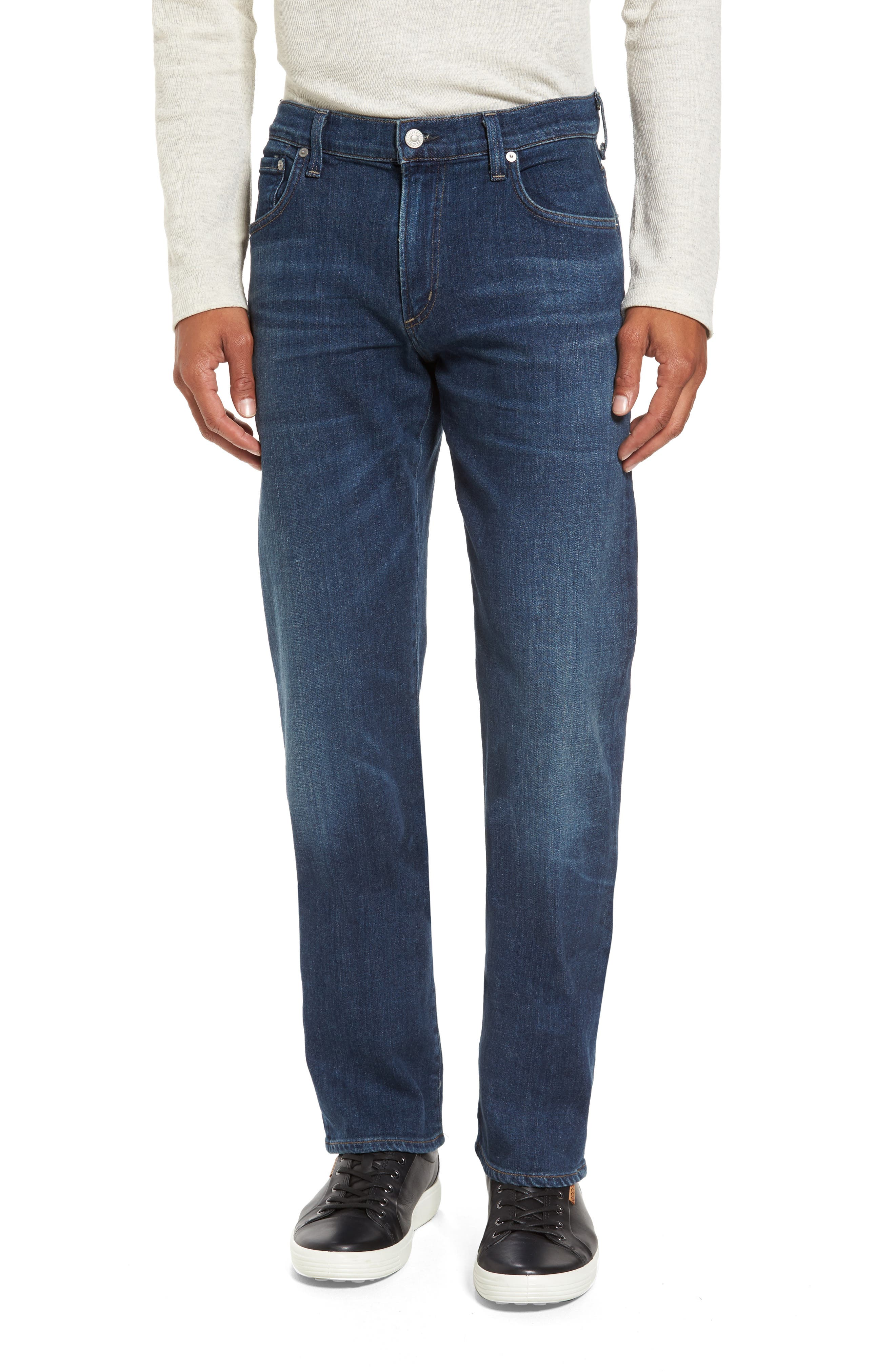 Sid Straight Leg Jeans,                         Main,                         color, Eastgate